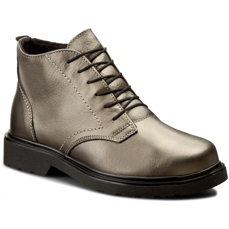 Bottines ŁUKBUT - 729 Or