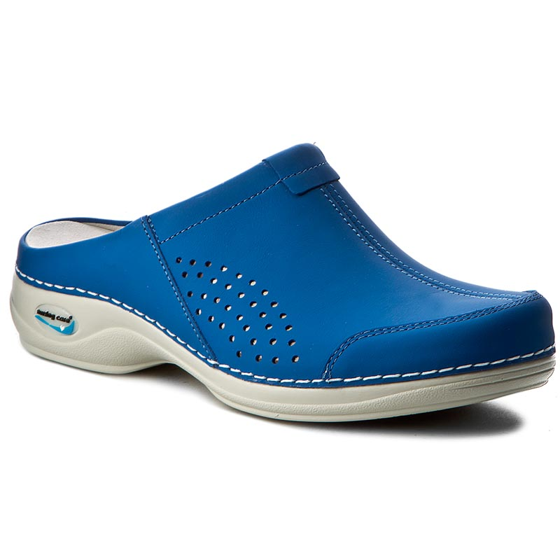Mules / sandales de bain NURSING CARE - Venezia WG3A07 Electric Blue