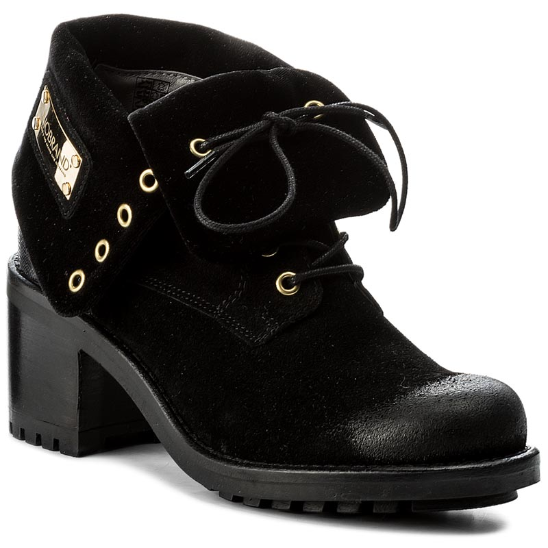 Bottines NOBRAND - Globe 12038-1 Black