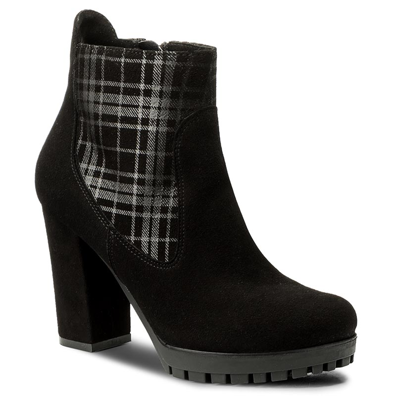 Bottines OLEKSY - 474/147/876 Noir