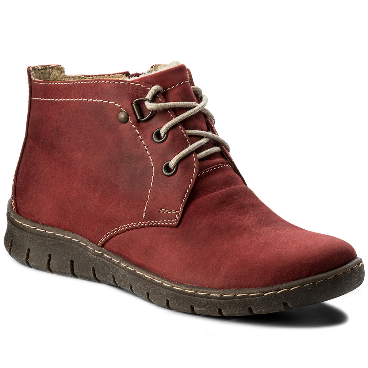 Bottines HELIOS - 501 Bordo