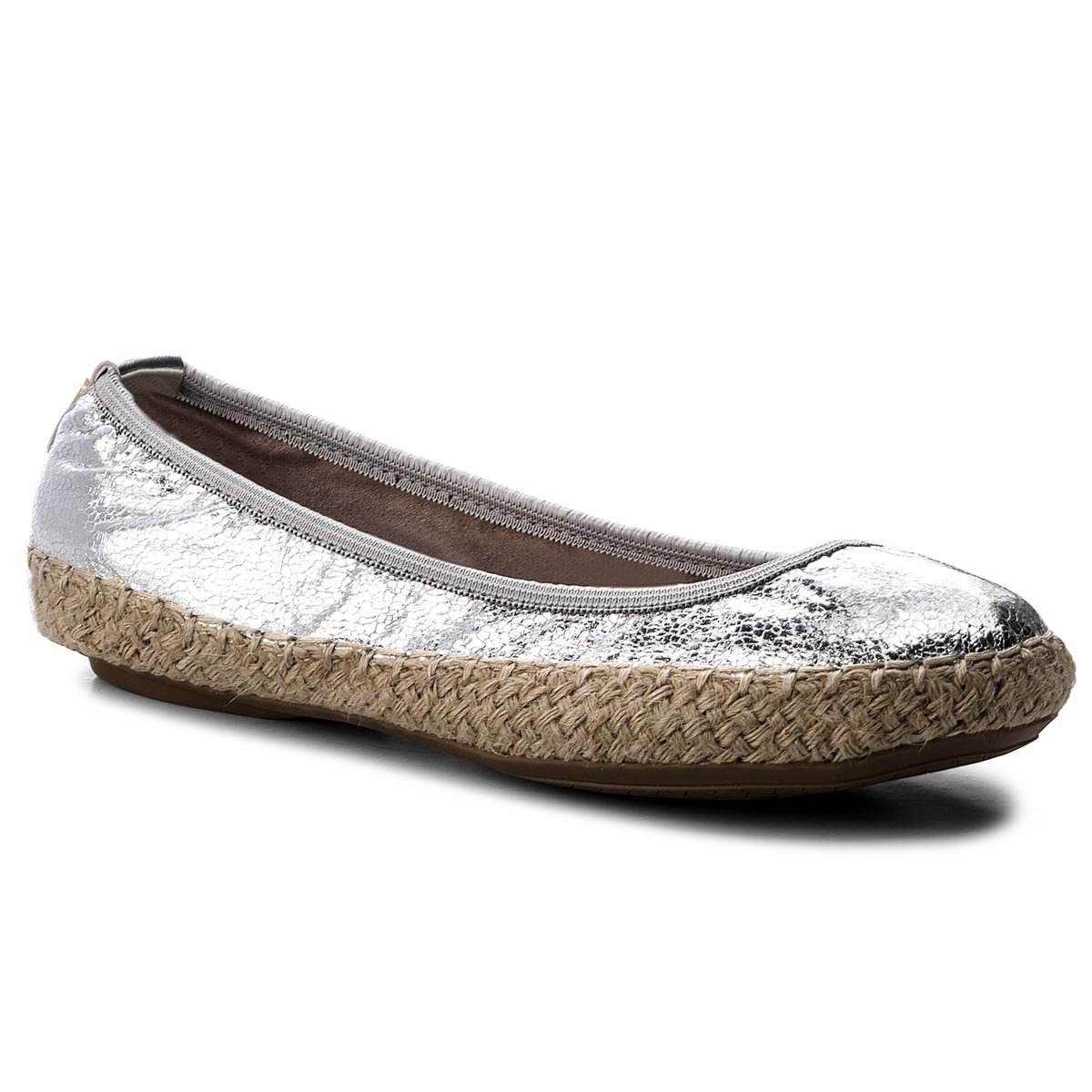 Espadrilles BUTTERFLY TWISTS - Gigi BT21-040-009 Silver