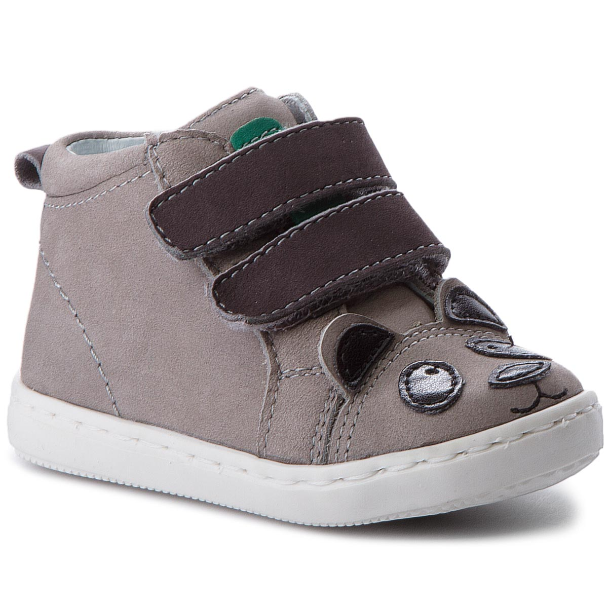 Boots MIDO - 20-23 Gris