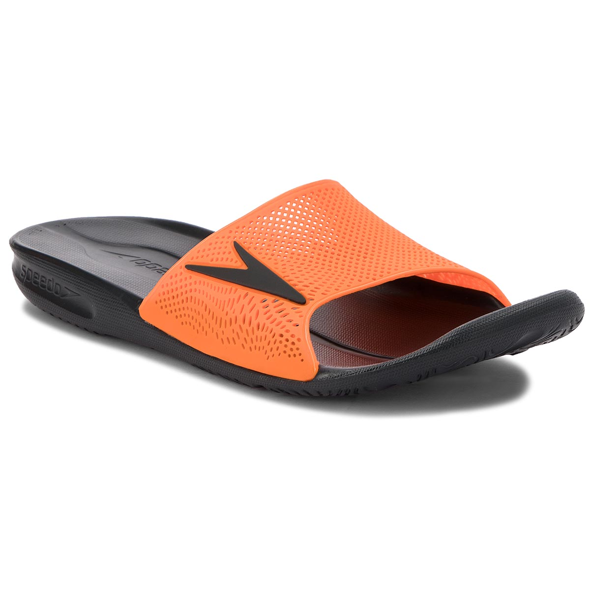 Mules / sandales de bain SPEEDO - AtamiII Max Am 8-09060A582 Gray/Orange