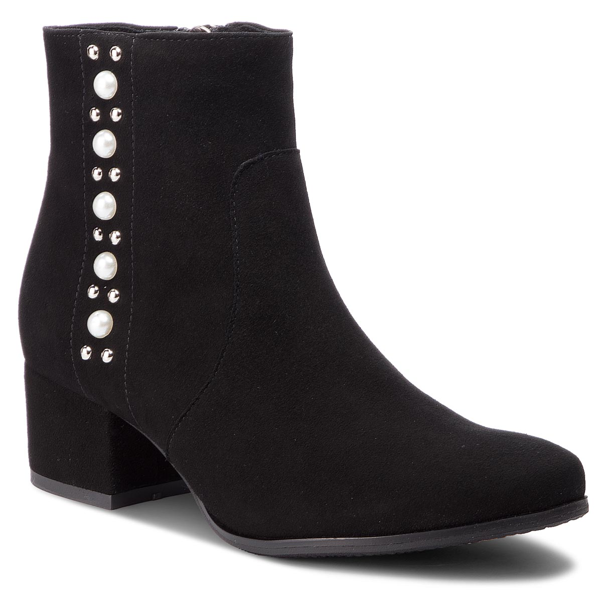Bottines ANN MEX - 9171 01W Noir