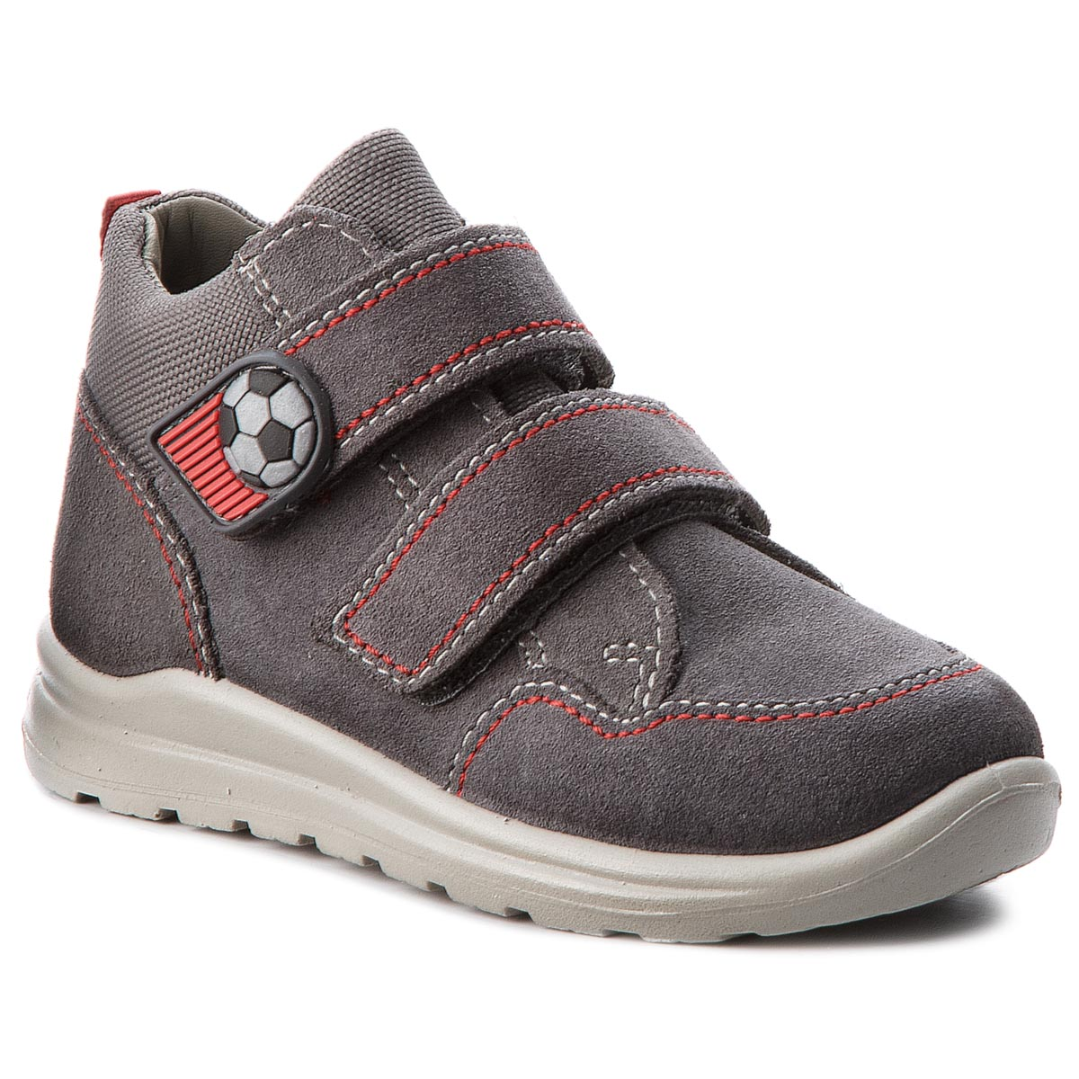 Boots SUPERFIT - 3-00325-20 S Grau/Rot