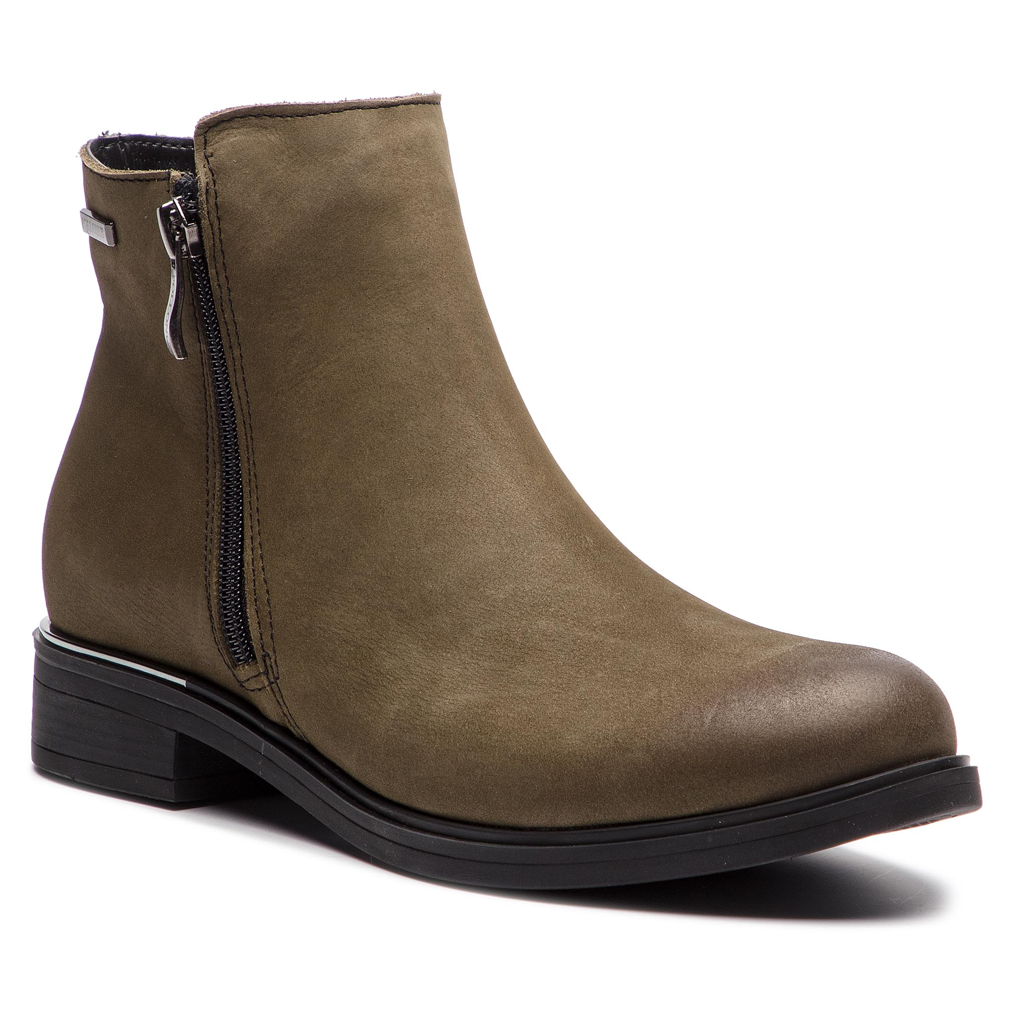 Bottines POLLONUS - 5-0875-017 Zielony Samuel