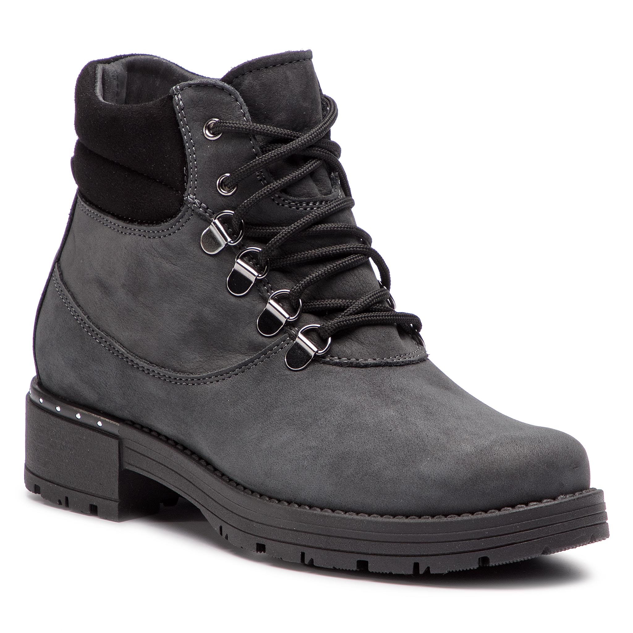 Bottines WASAK - 0491 Grafit Nubuk