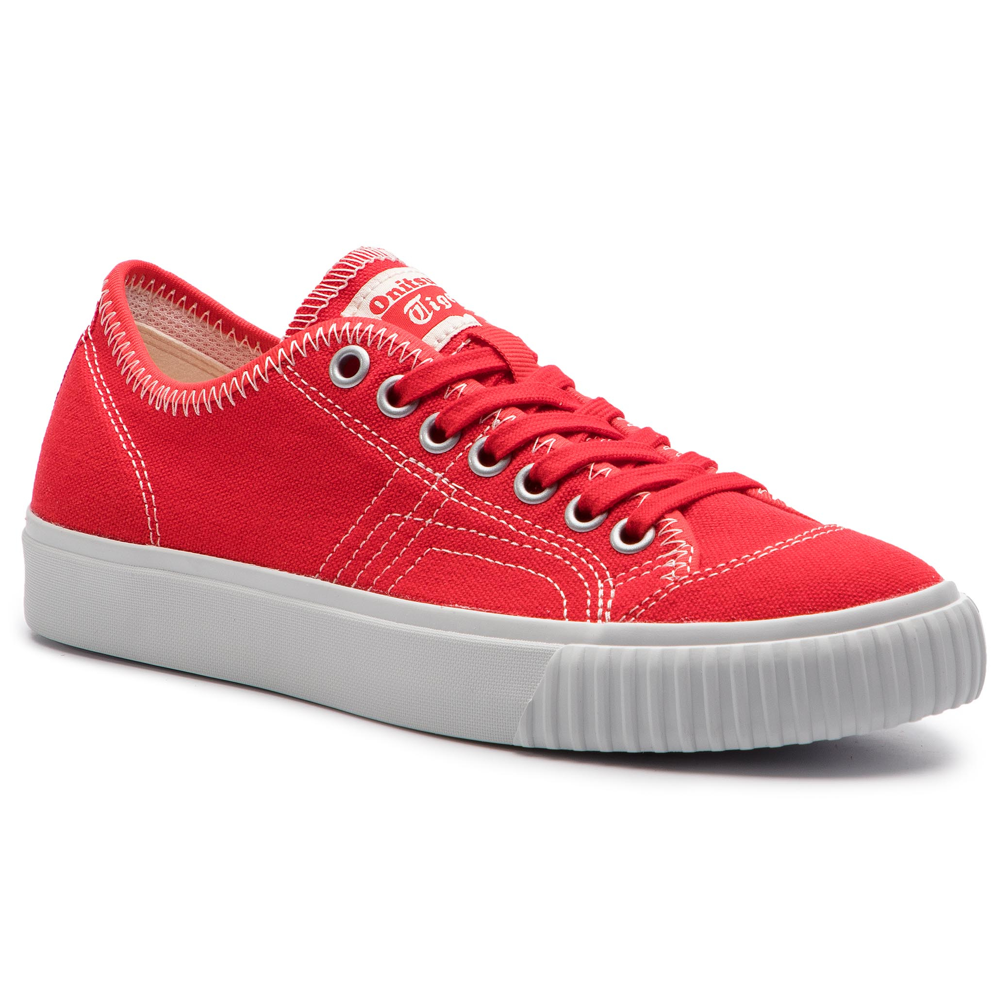 Tennis ONITSUKA TIGER - Ok Basketball Lo 1183A204 Classic Red/Classic Red 601