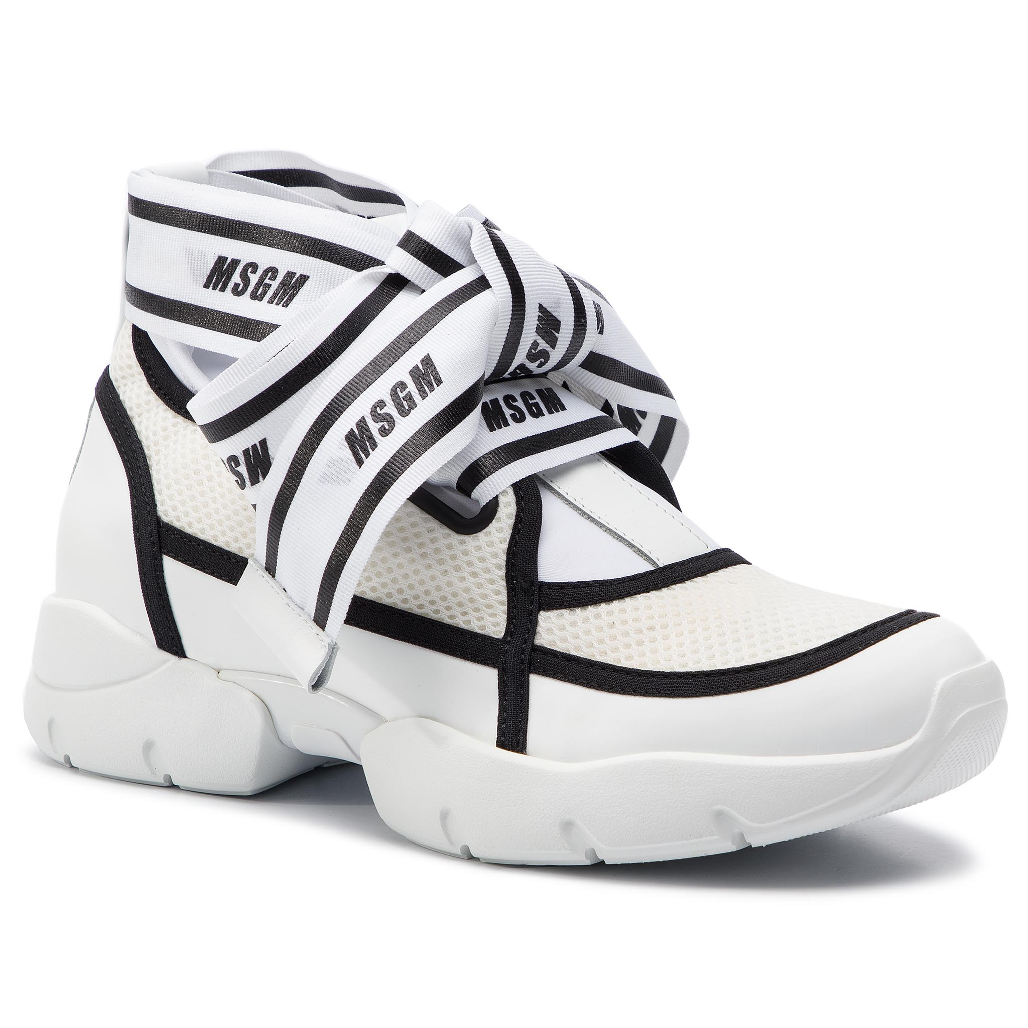 Sneakers MSGM - Bow Running 2641MDS419 205 1 Blanc