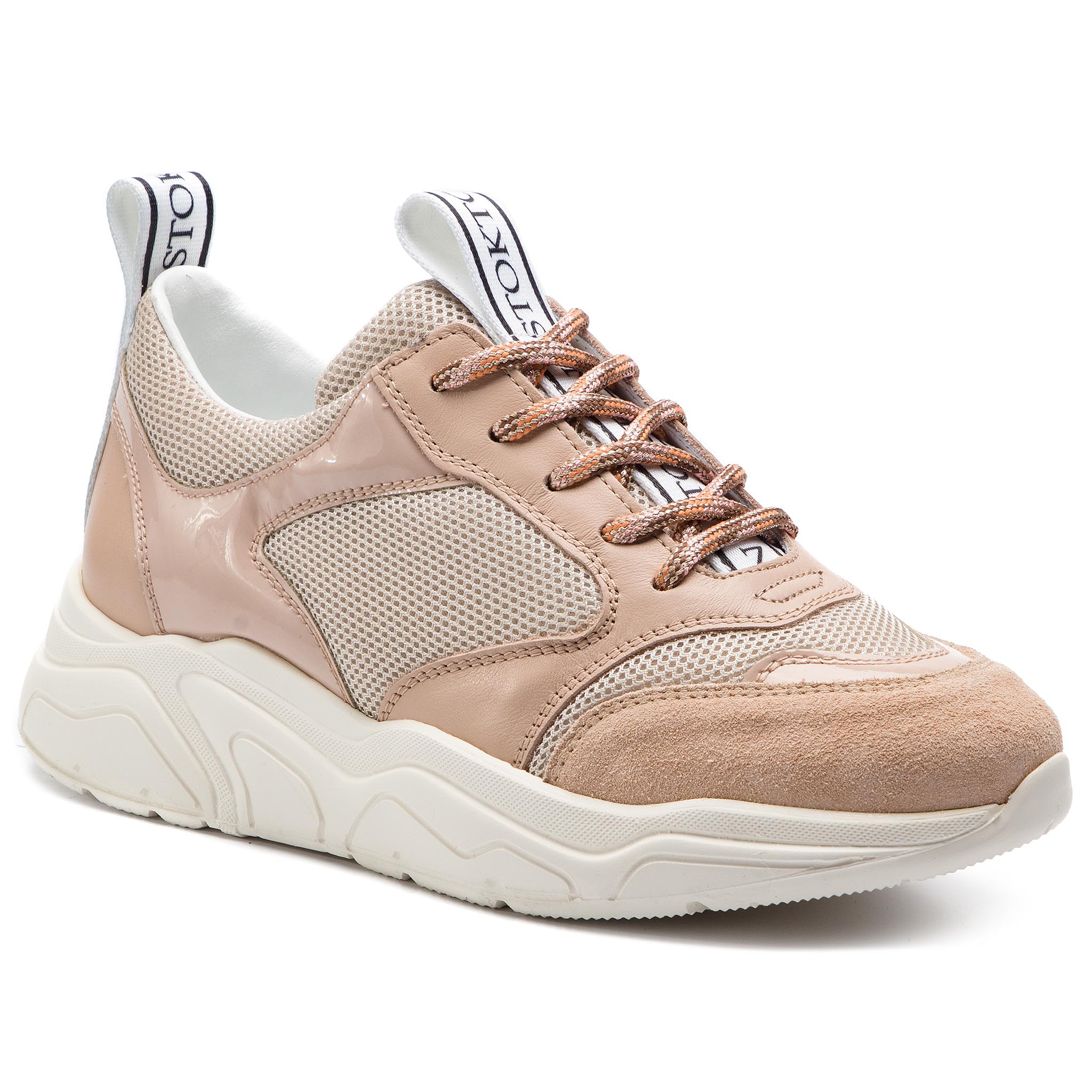 Sneakers STOKTON - 33-D-SS19 Variante Nude