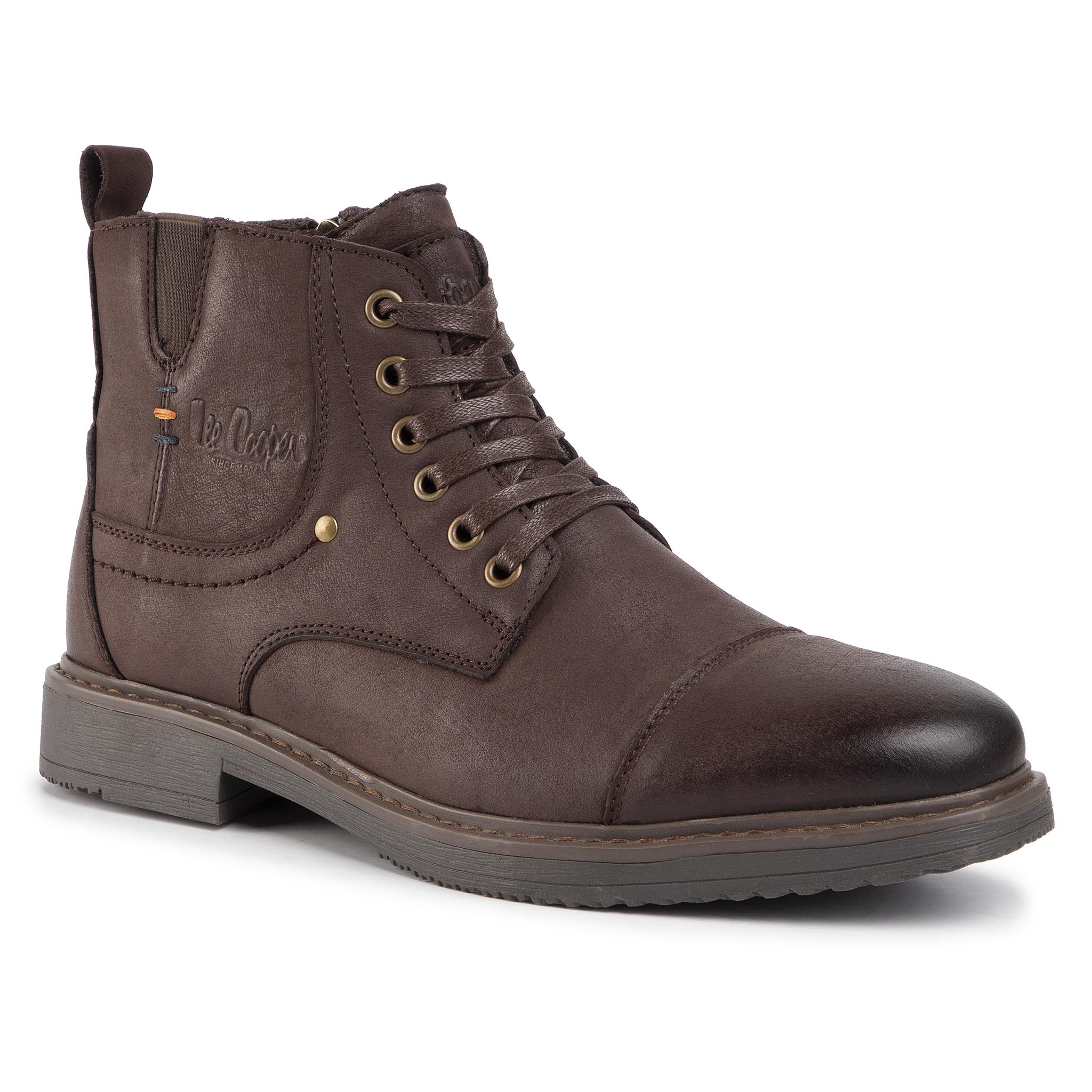 Boots LEE COOPER - LCJ-19-23-012A Brown