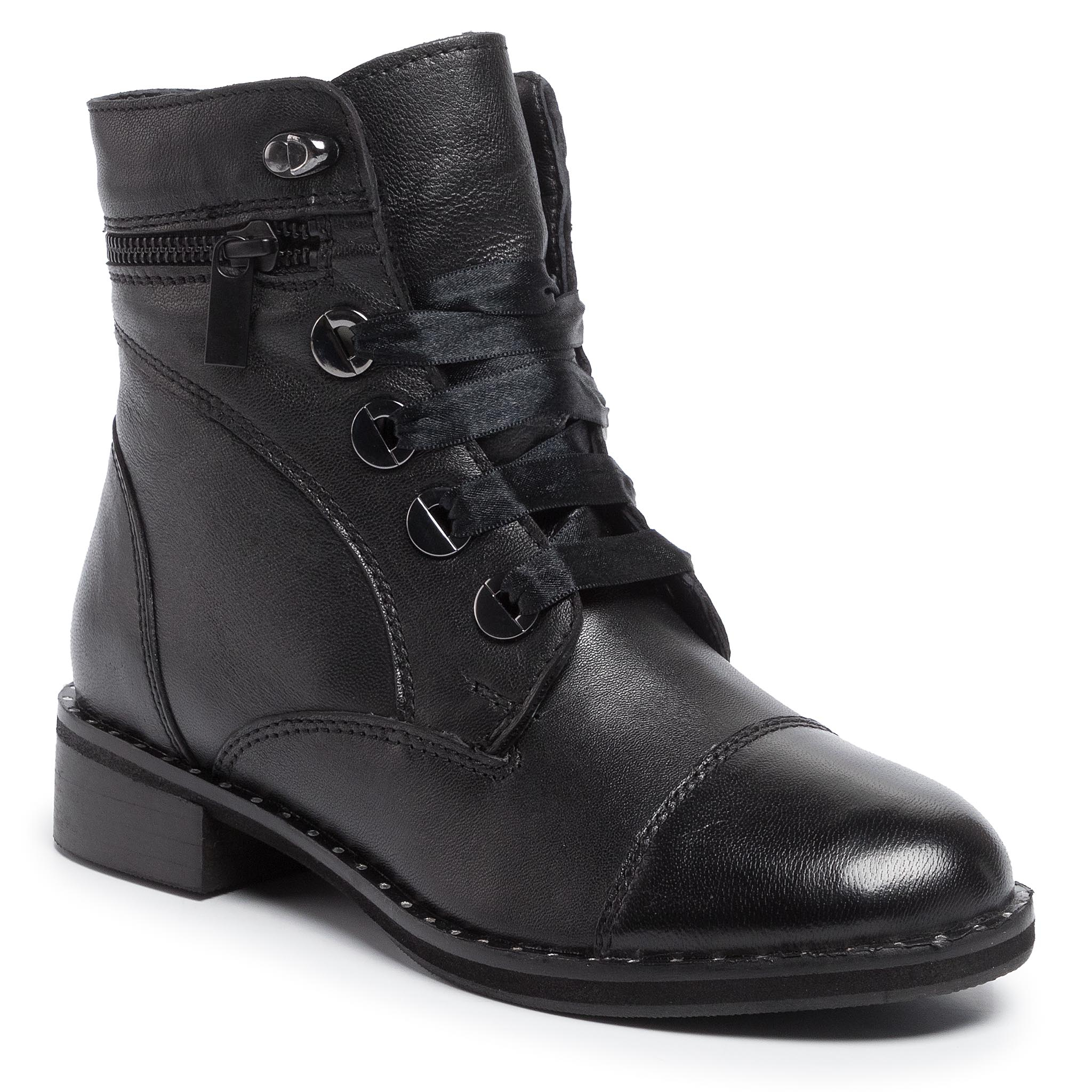 Bottines PIAZZA - 991412 Schwarz 1