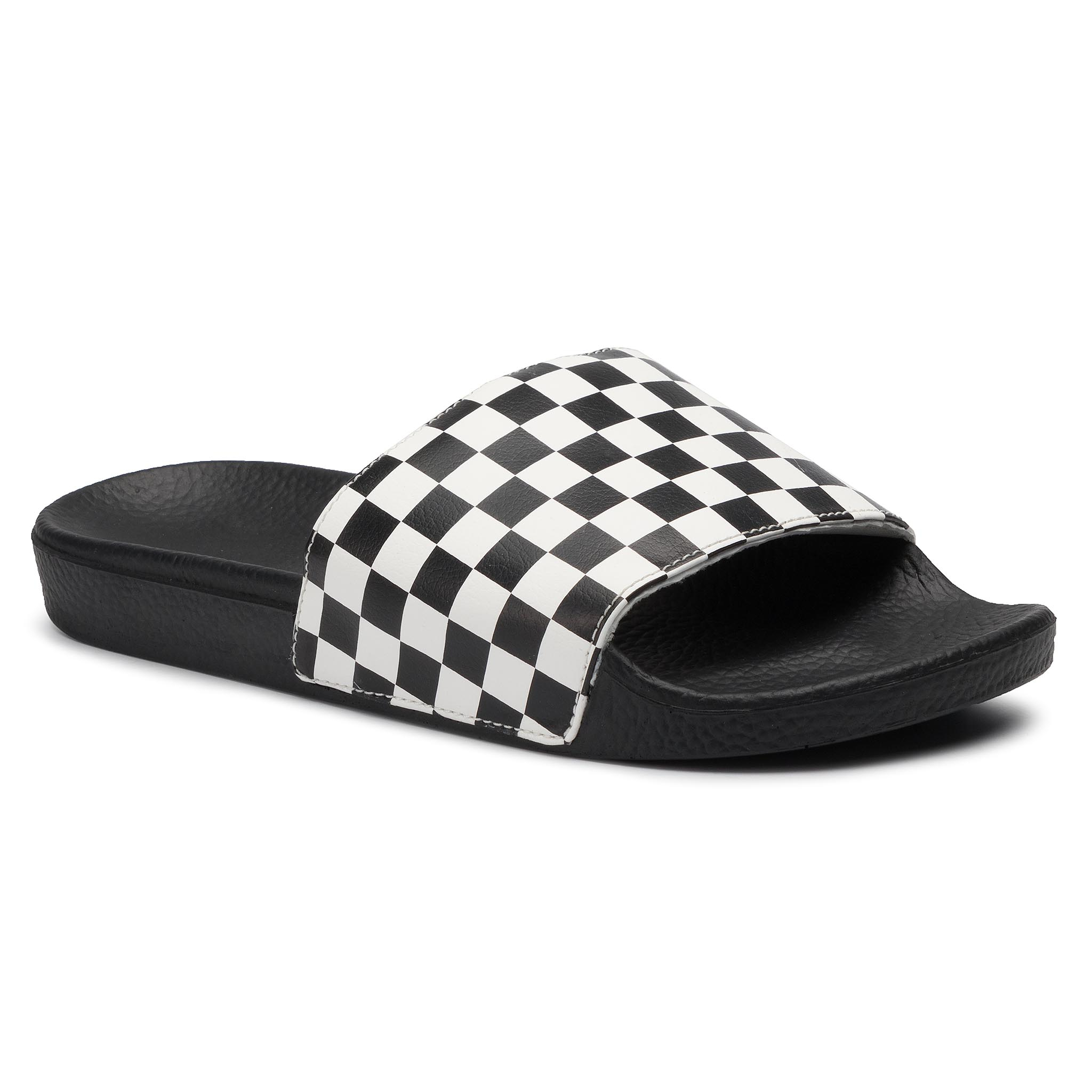 Mules / sandales de bain VANS - Slide-On VN0004KIIP91 (Checkerboard) White