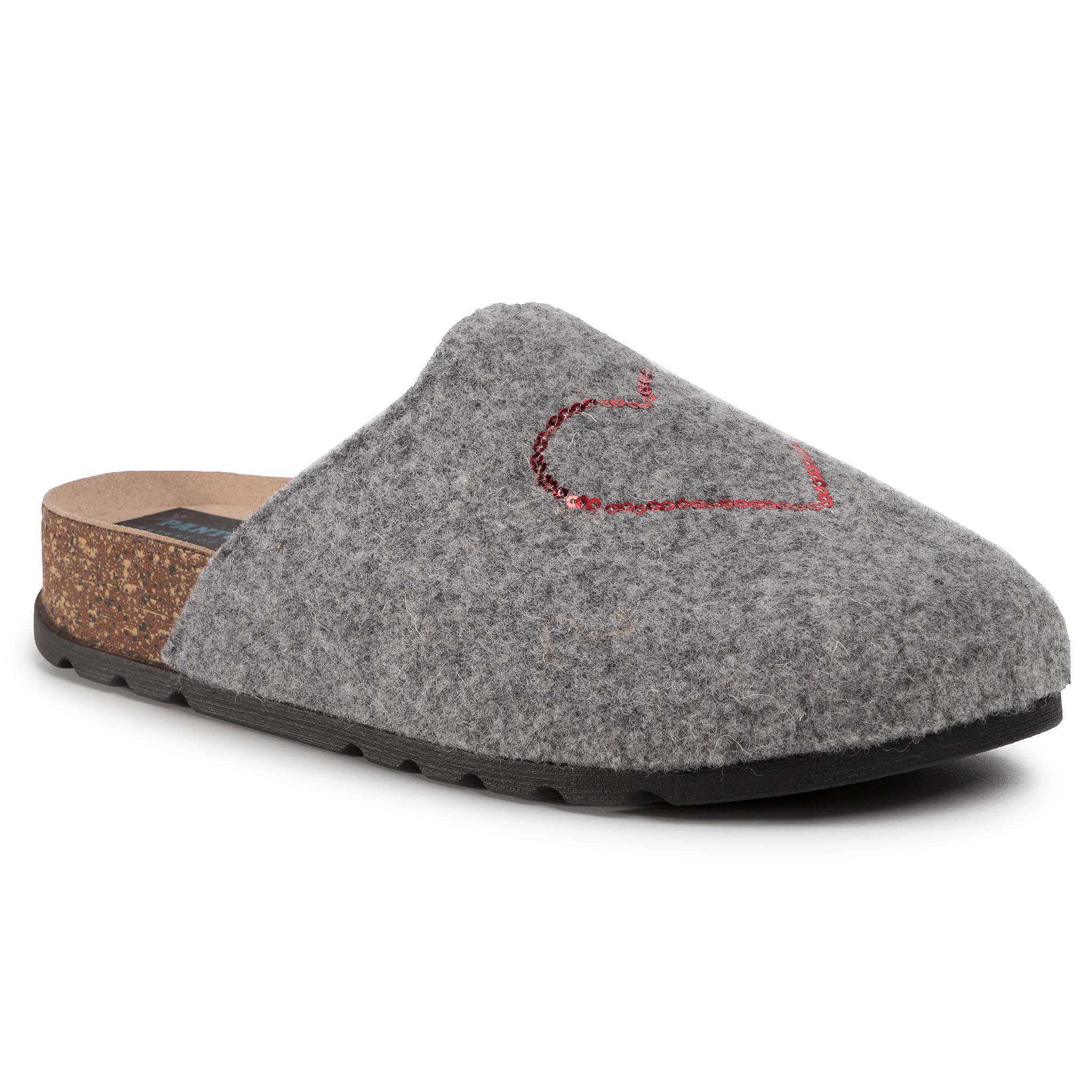 Chaussons PANTO FINO - EE267051 Gris