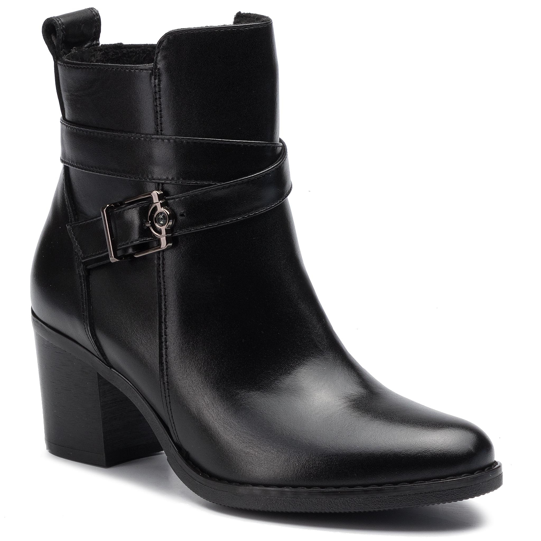 Bottines ANN MEX - 0404 01S Noir