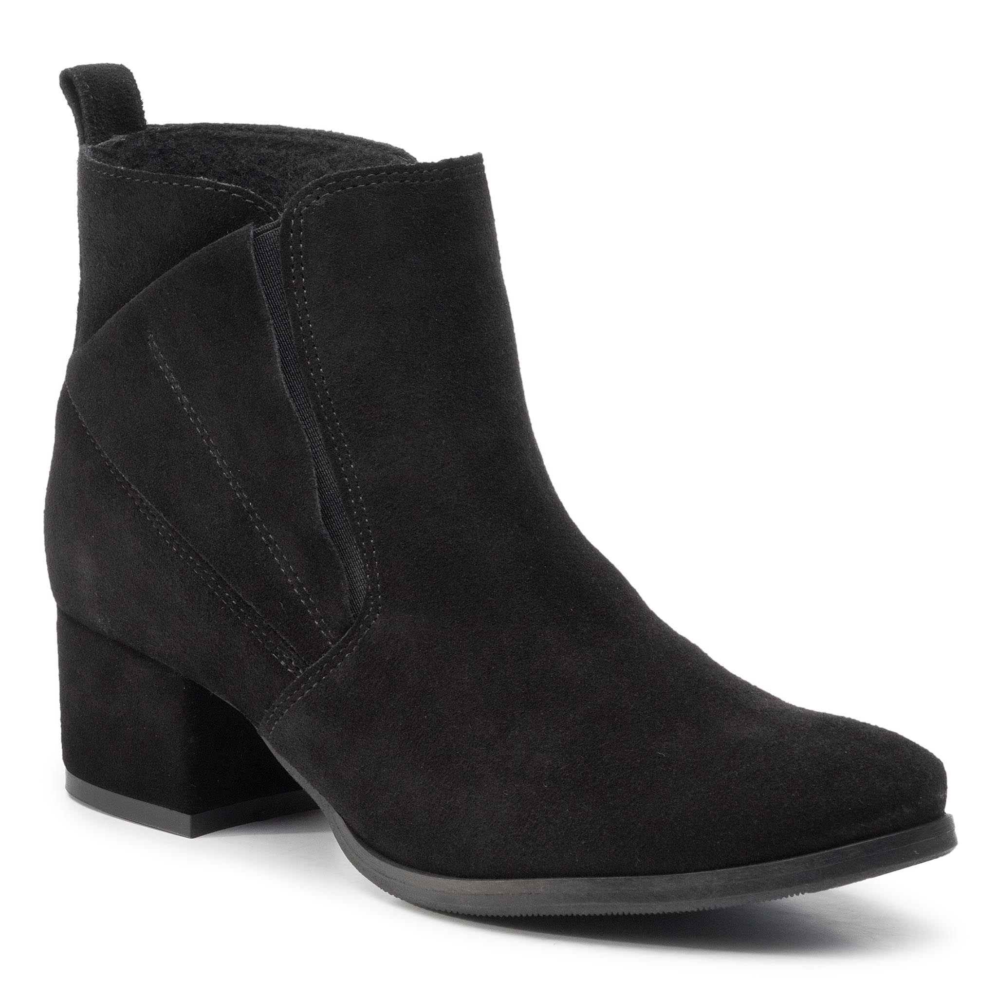 Bottines ANN MEX - 0489 01D Noir