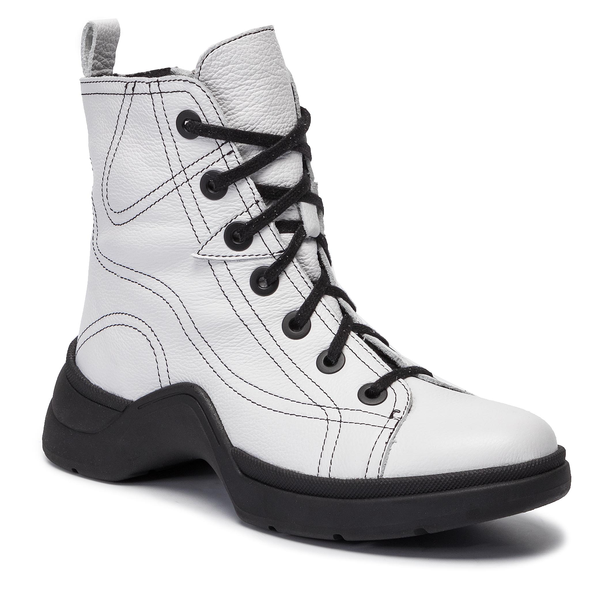 Bottines ANN MEX - 0531 00GDR Blanc
