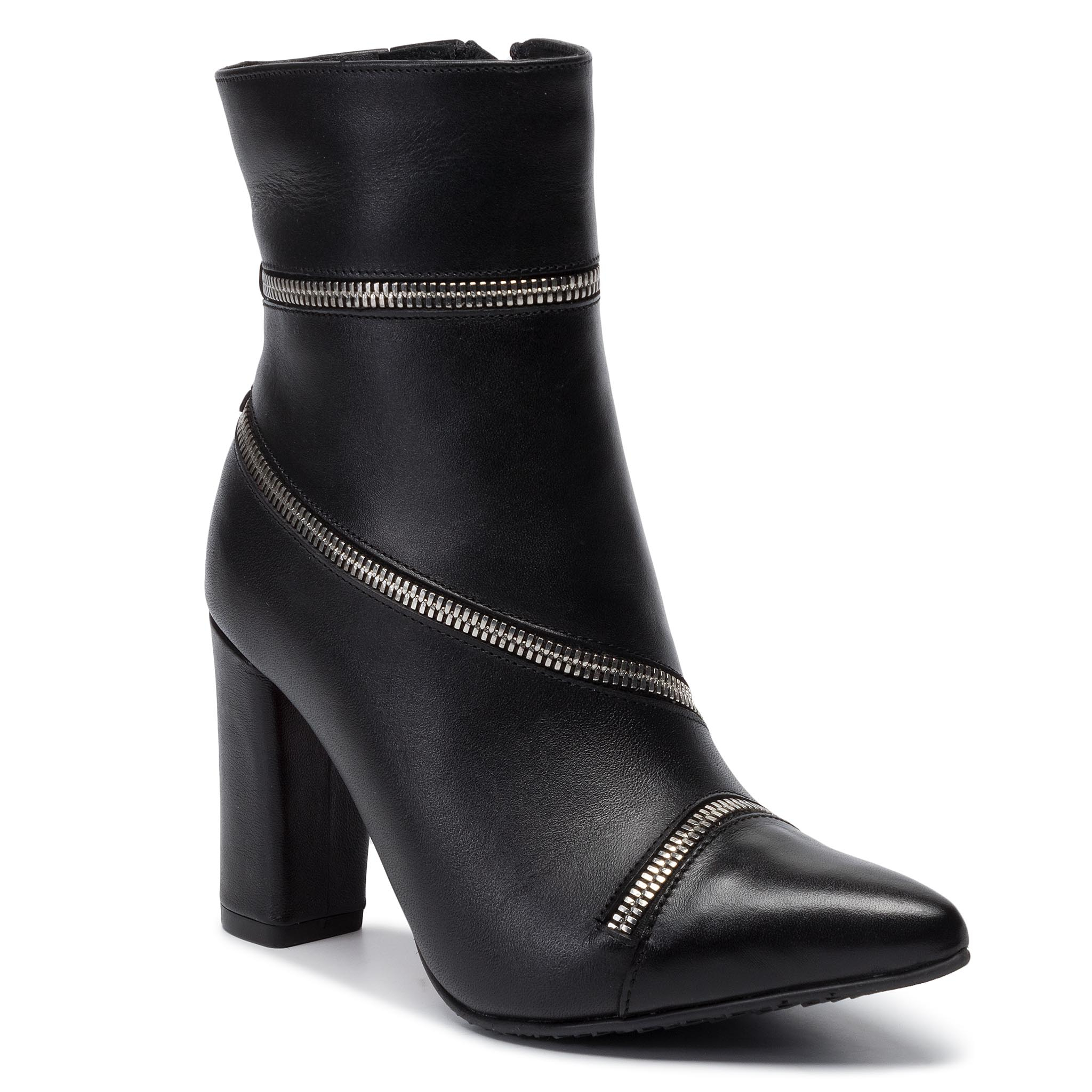 Bottines OLEKSY - 2908/A89/000/000/000 Noir