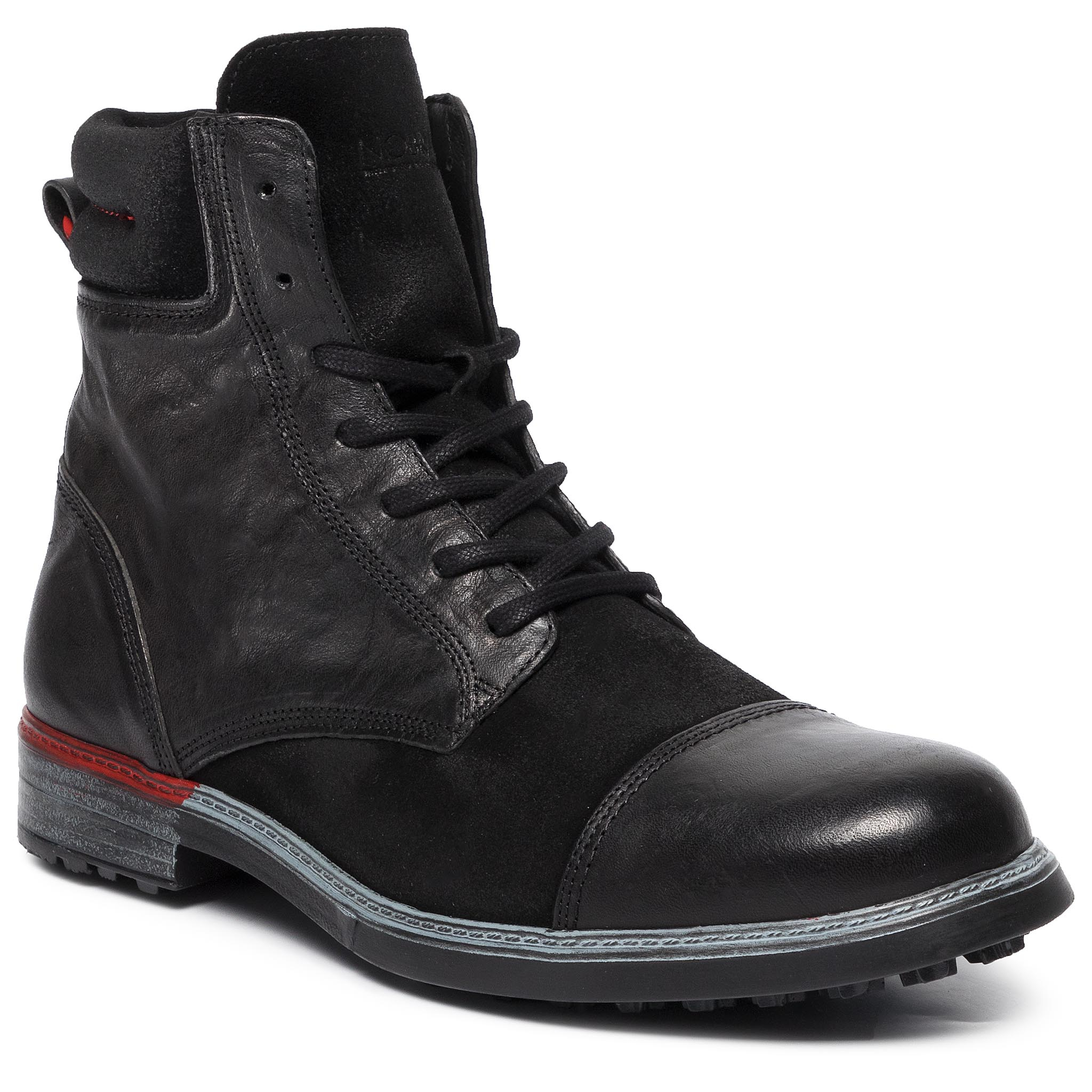 Boots NOBRAND - Iron 3 13272 Black