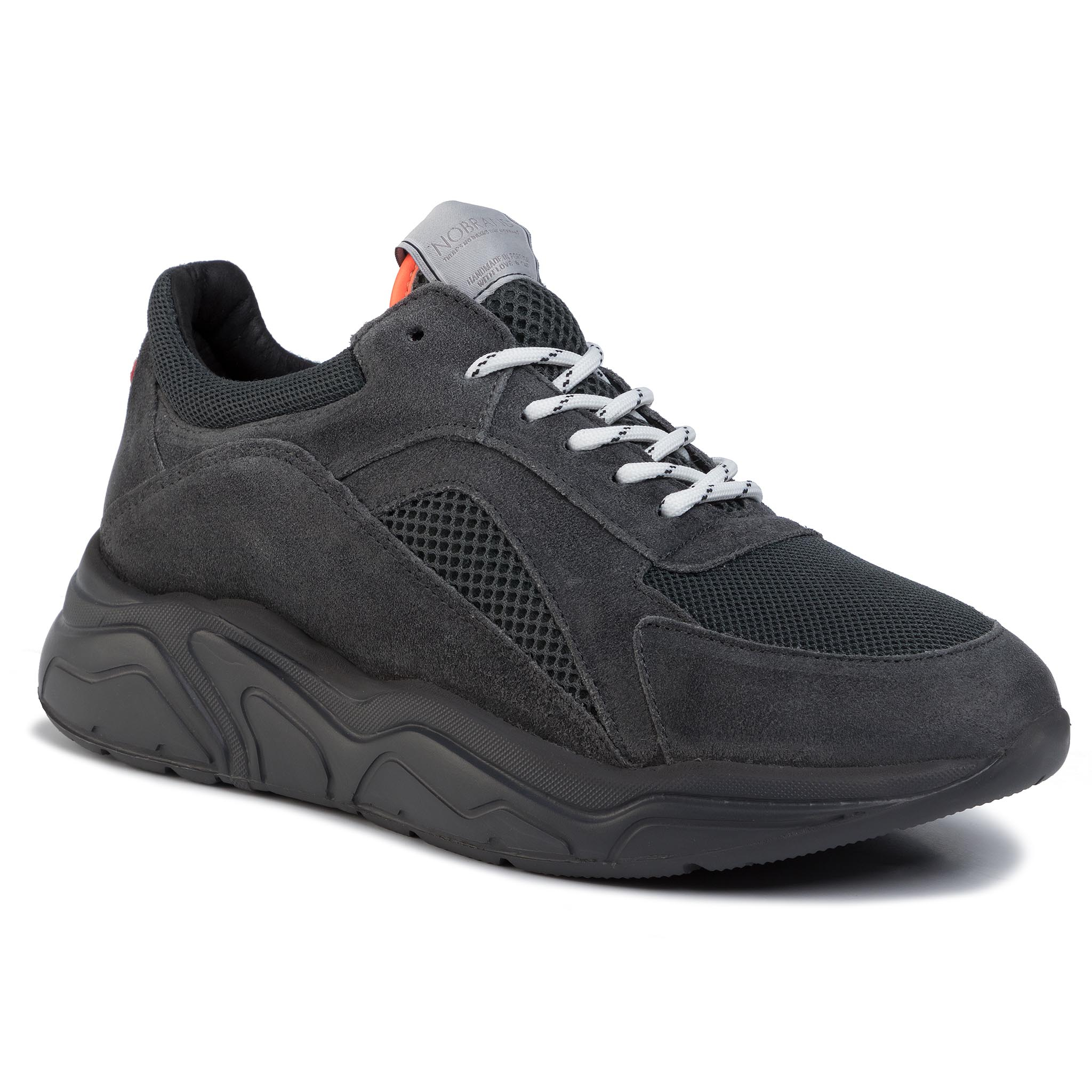 Sneakers NOBRAND - Vogue 2 14394 Grey