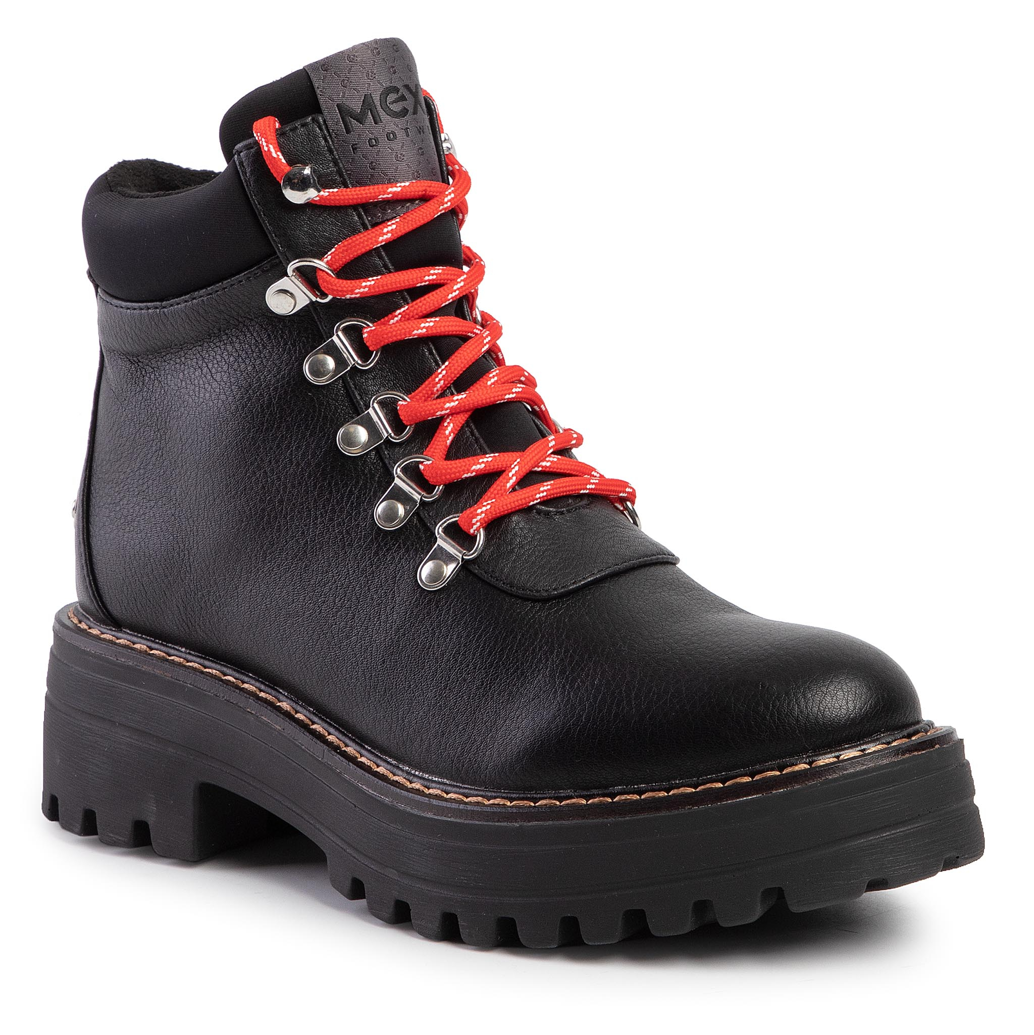 Bottines MEXX - MXCZ0142W Black 1000