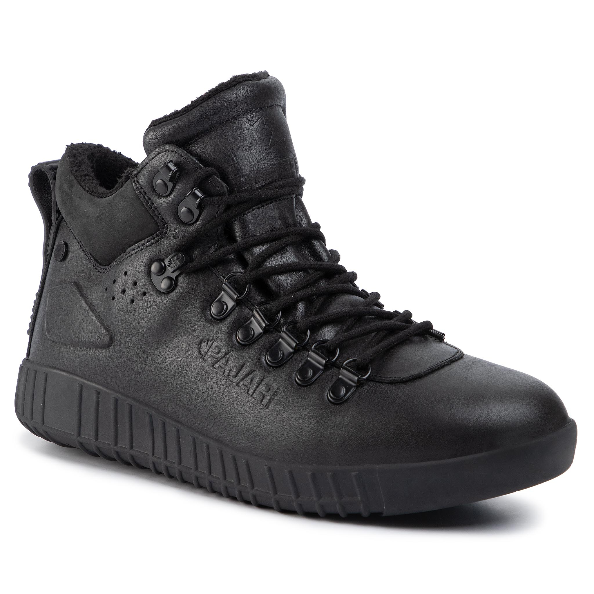 Sneakers PAJAR - Pacer Boot Black Anthracite