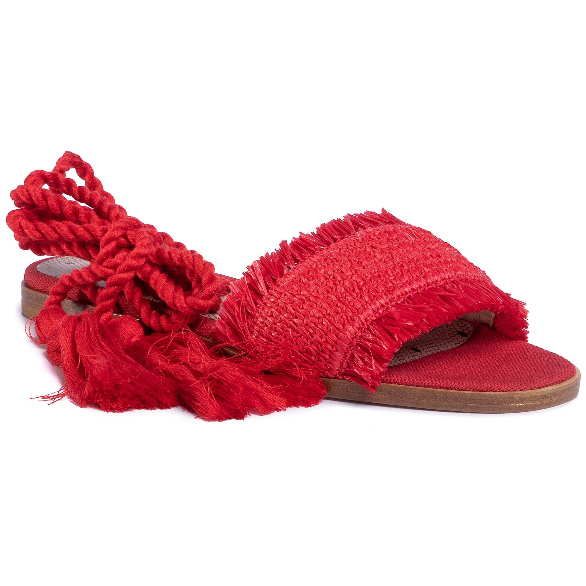 Sandales RED VALENTINO - TQ0S0D72 Rosso 157