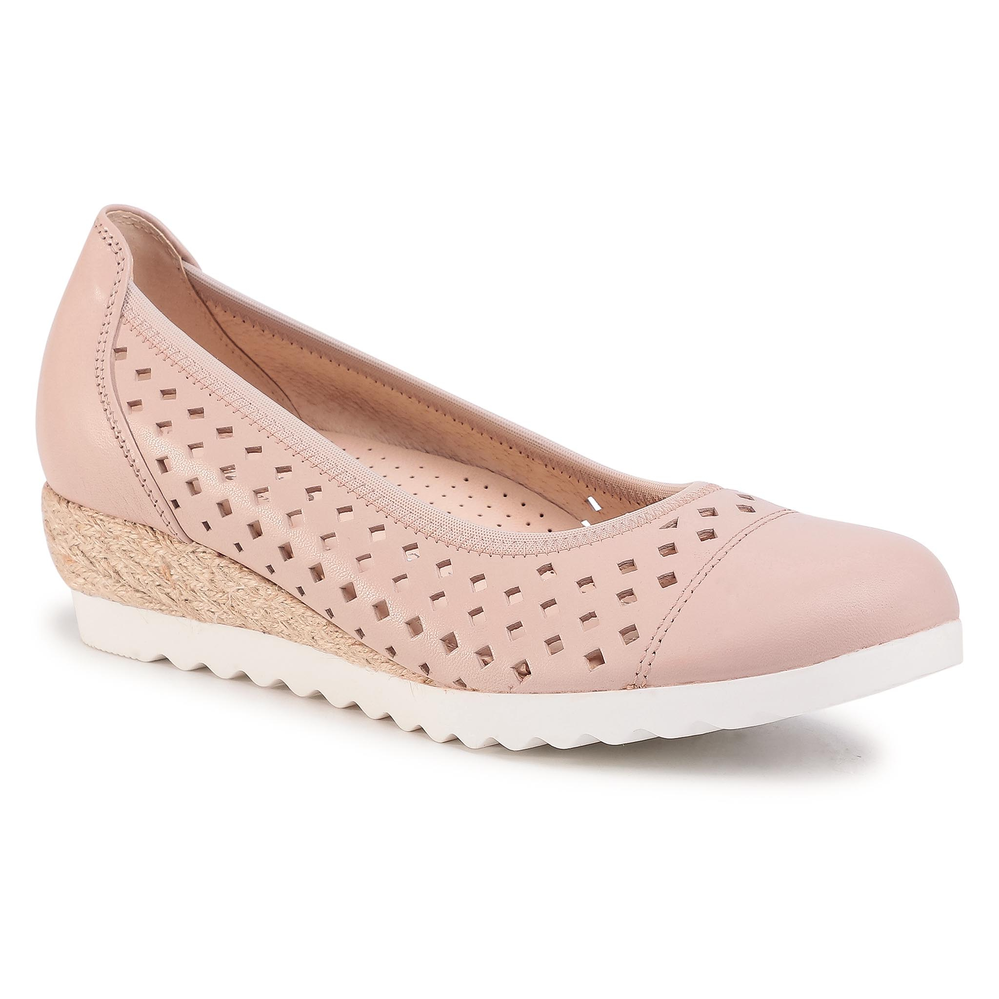 Espadrilles GABOR - 42.642.21 New Rose