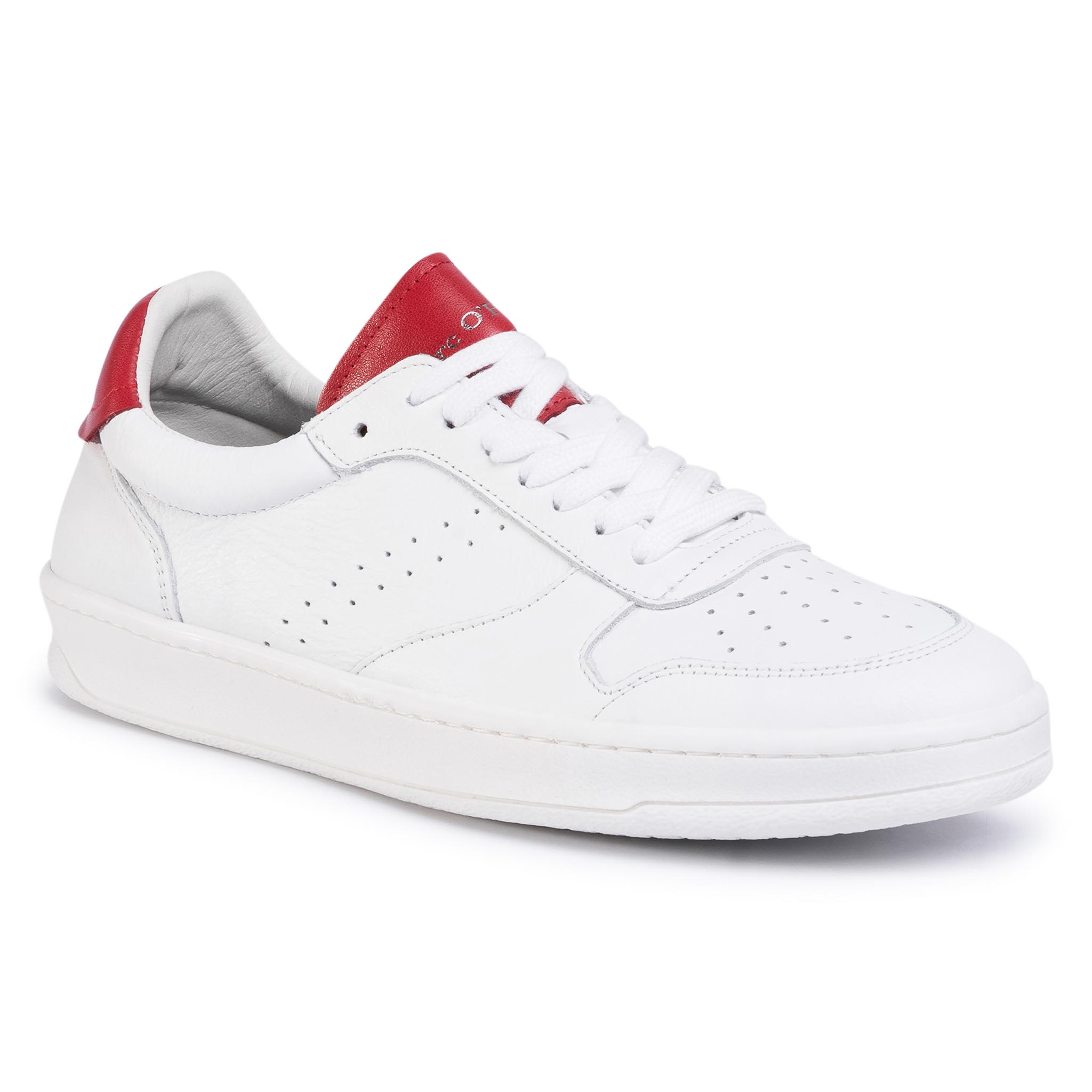 Sneakers MARC O'POLO - 002 25733501 100 White/Red 105