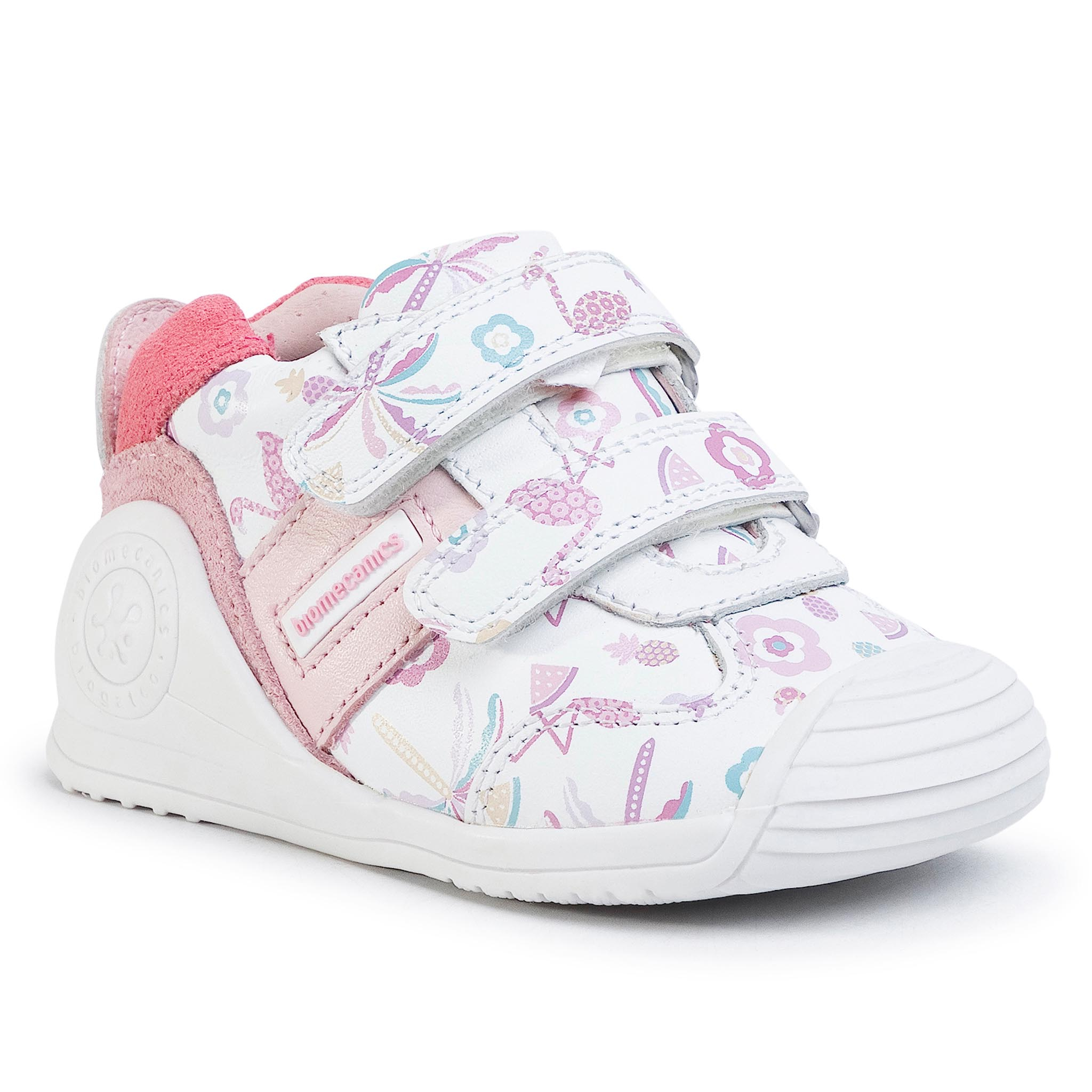 Sneakers BIOMECANICS - 202120  Blanco/Y Flamencos