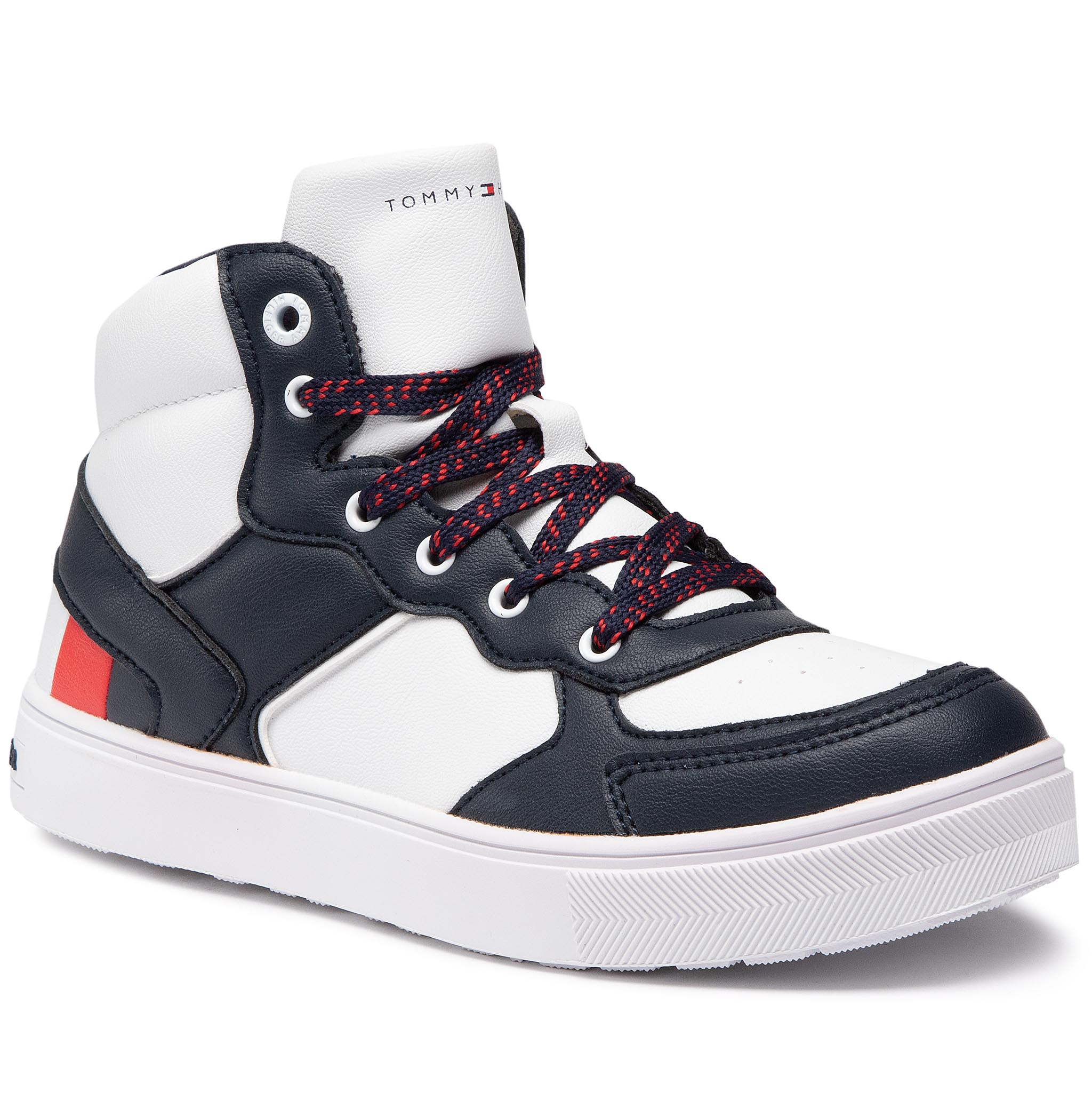 Sneakers TOMMY HILFIGER - T3B4-30928-0621X007 S Blue/White