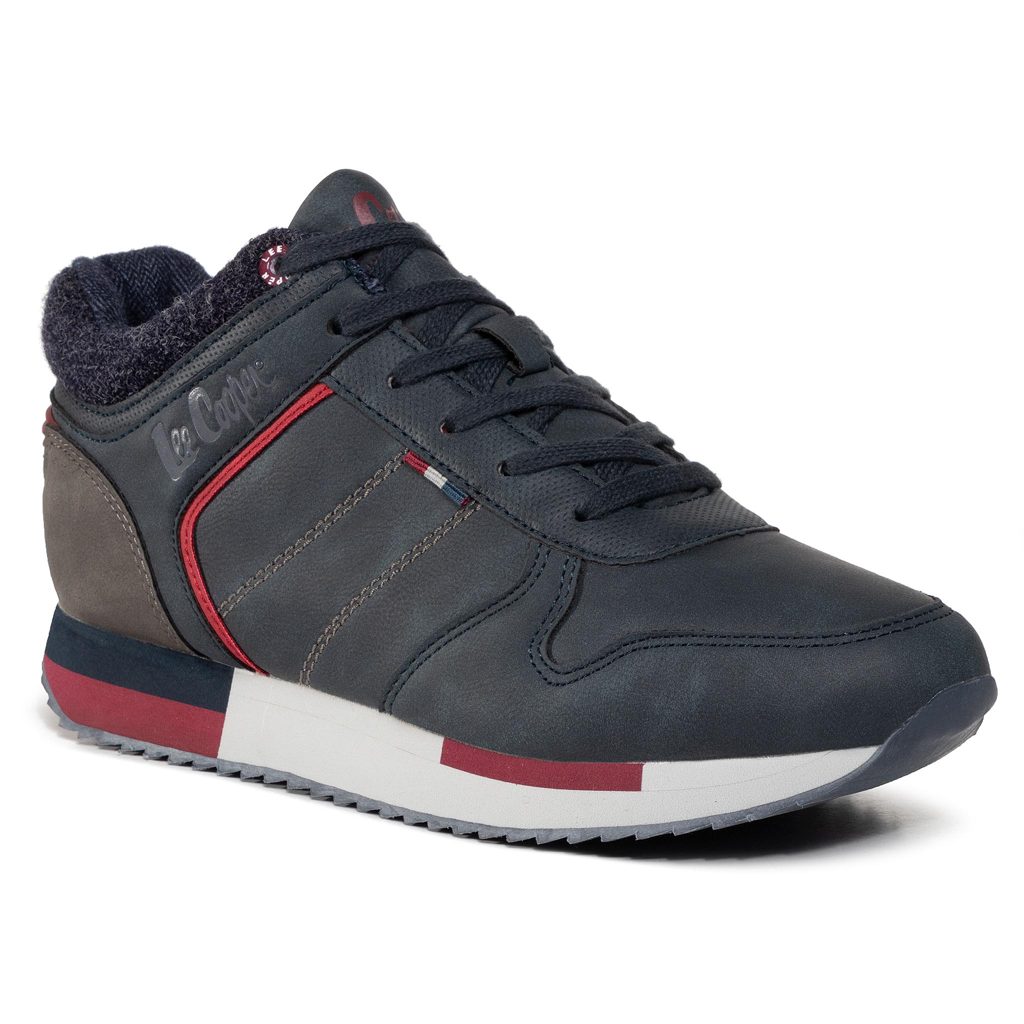 Sneakers LEE COOPER - LCJ-20-29-032A Navy