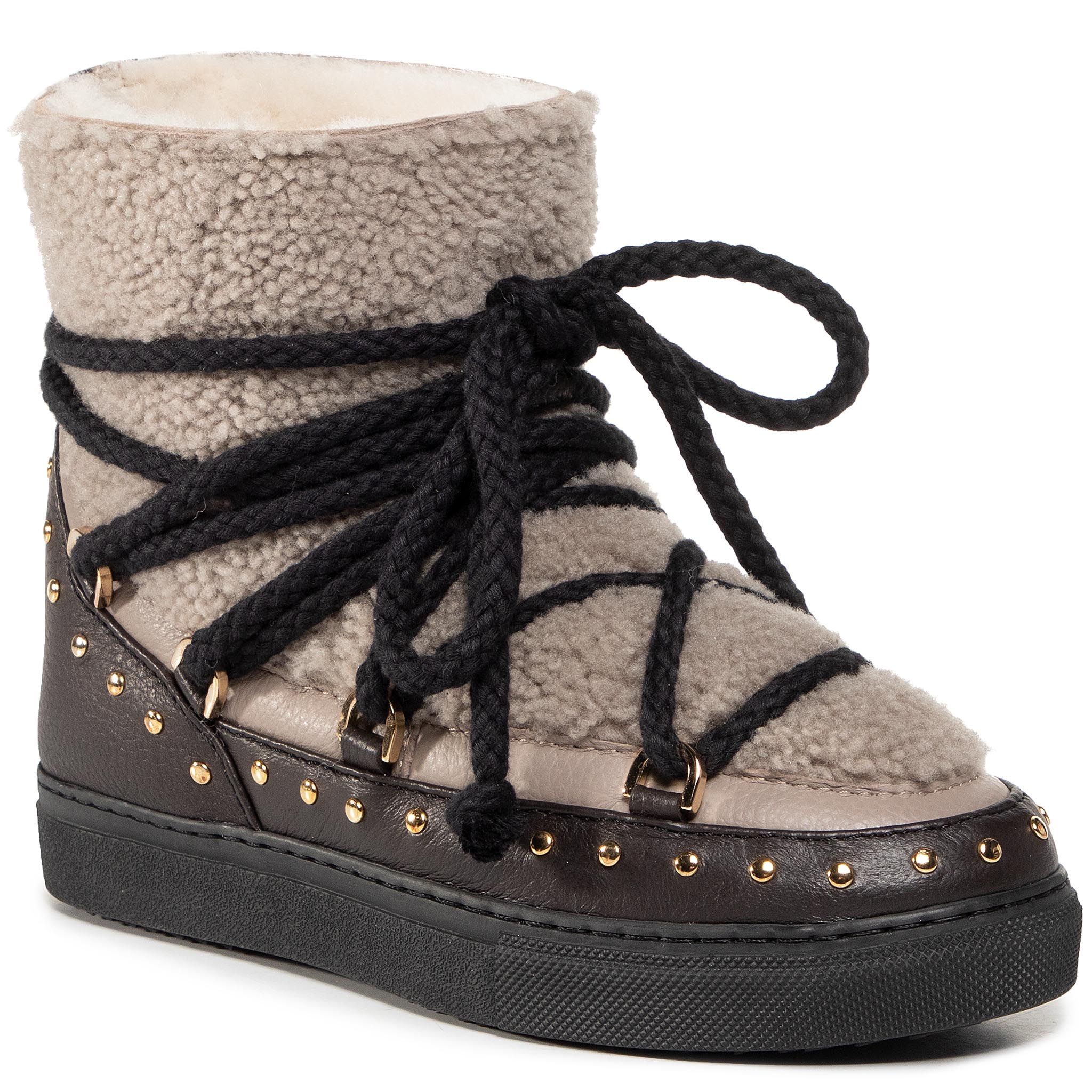 Chaussures INUIKII - Sneaker Curly 70102-076 Taupe