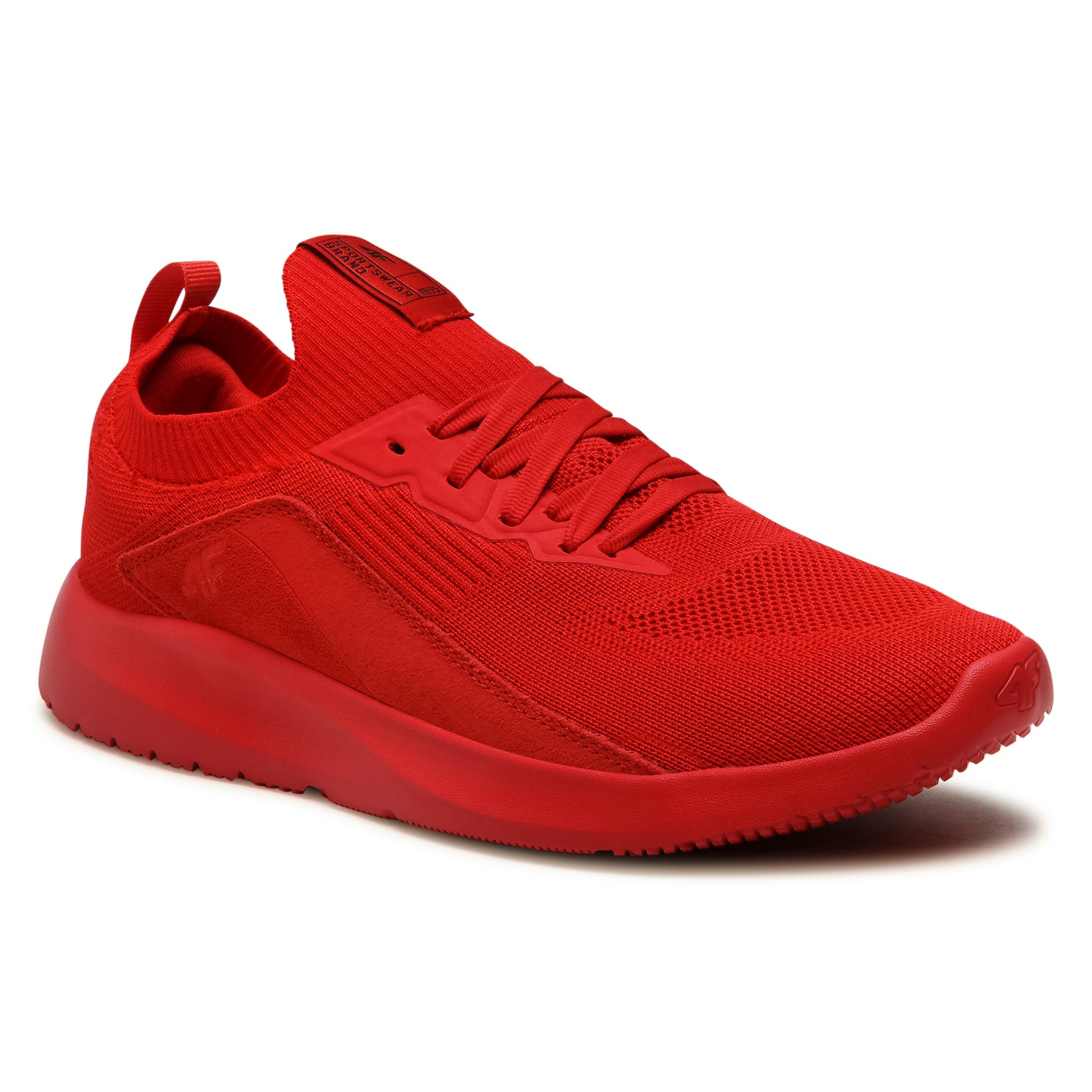 Sneakers 4F - D4L21-OBML203 Rouge
