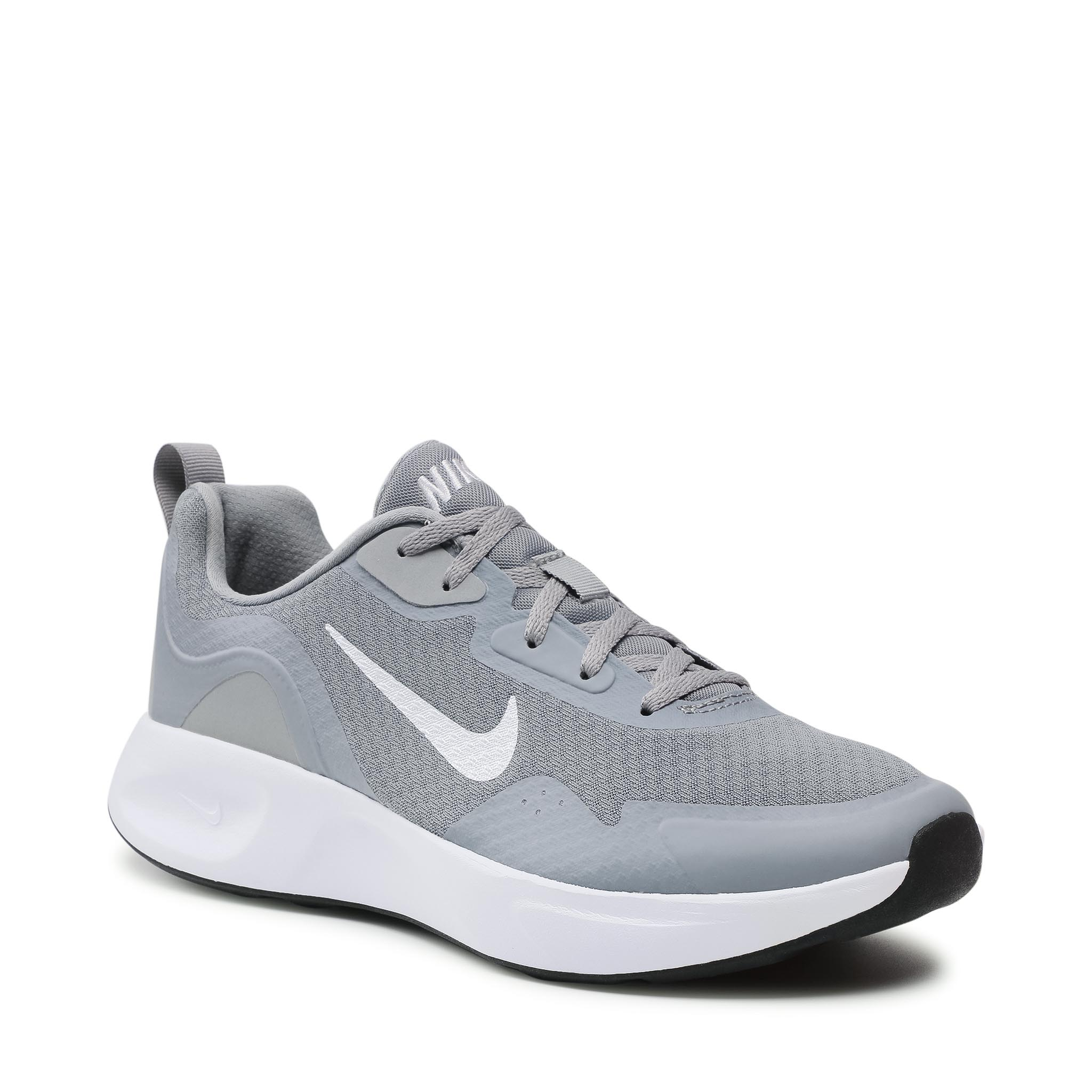 Chaussures NIKE - Wearallday CJ1682 006 Particle Grey/White/Black