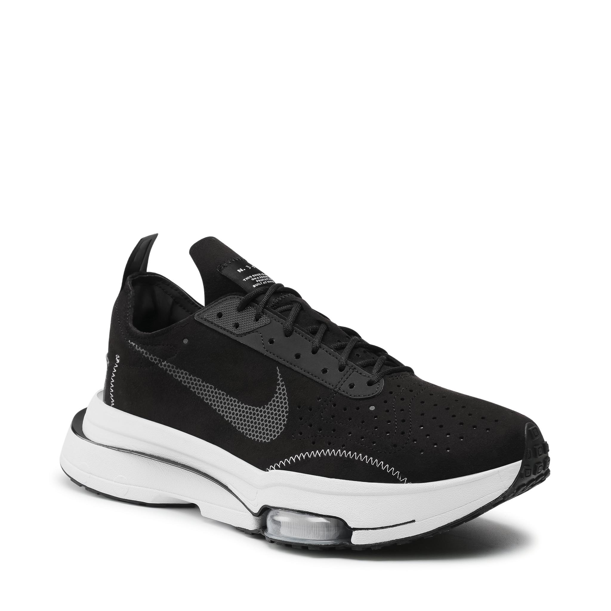 Chaussures NIKE - Air Zoom-Type CJ2033 001 Black/Anthracite/White