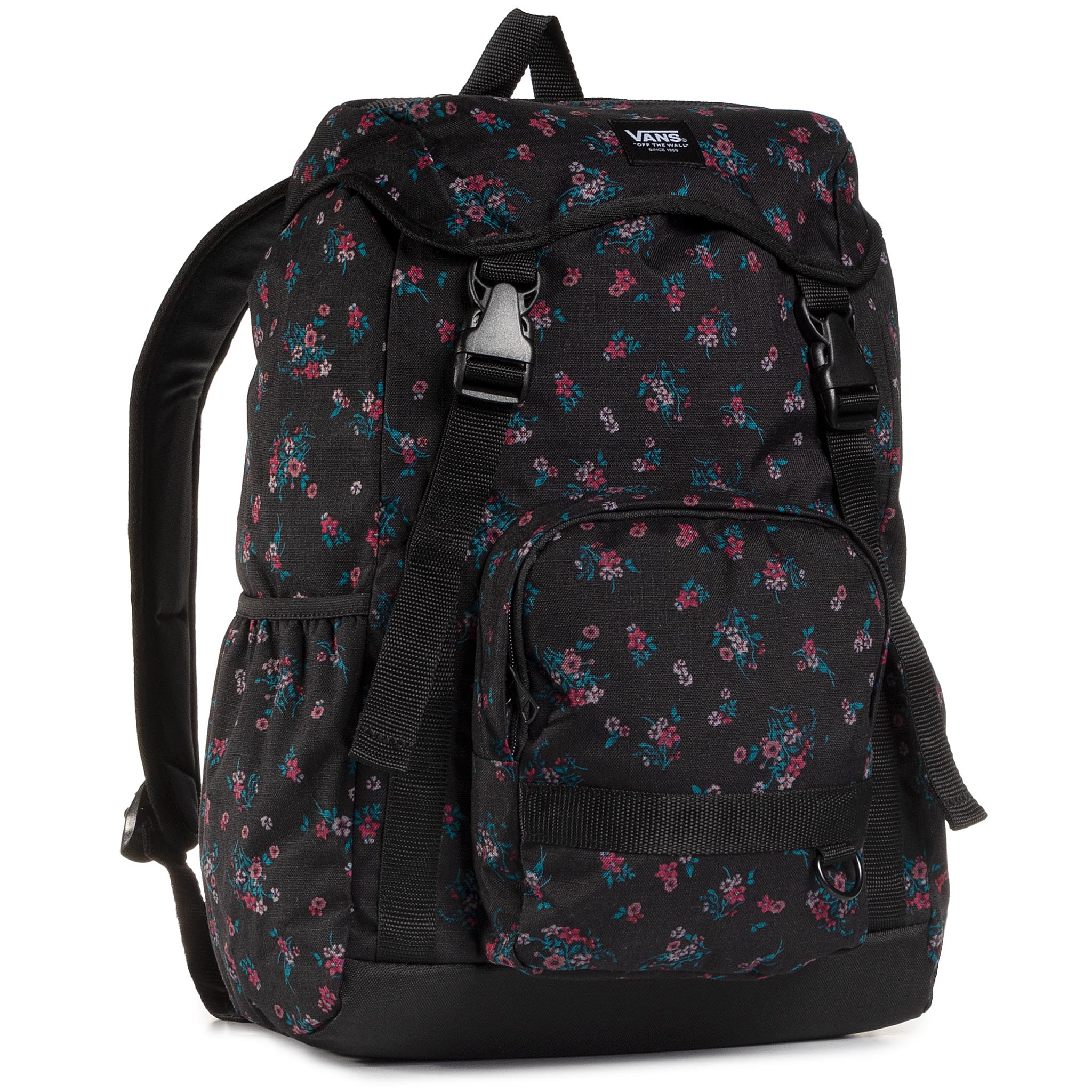 Sac à dos VANS - Ranger Backpack VN0A3NG2ZX31 Beauty Floral Black