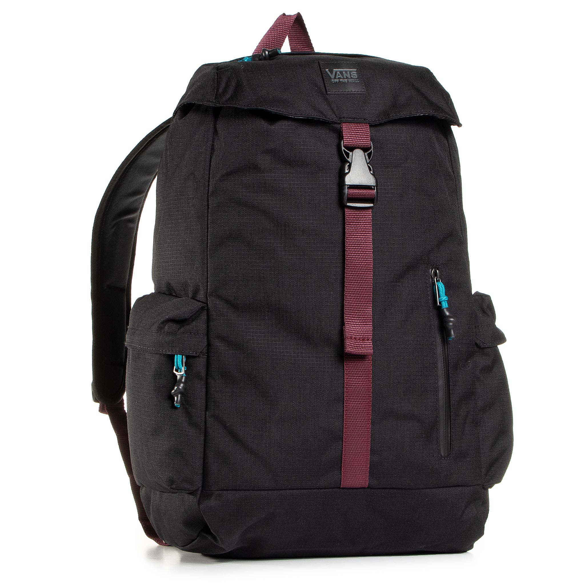 Sac à dos VANS - Ranger Plus Backpack VN0A47RF9NZ1 Black/Port Royale
