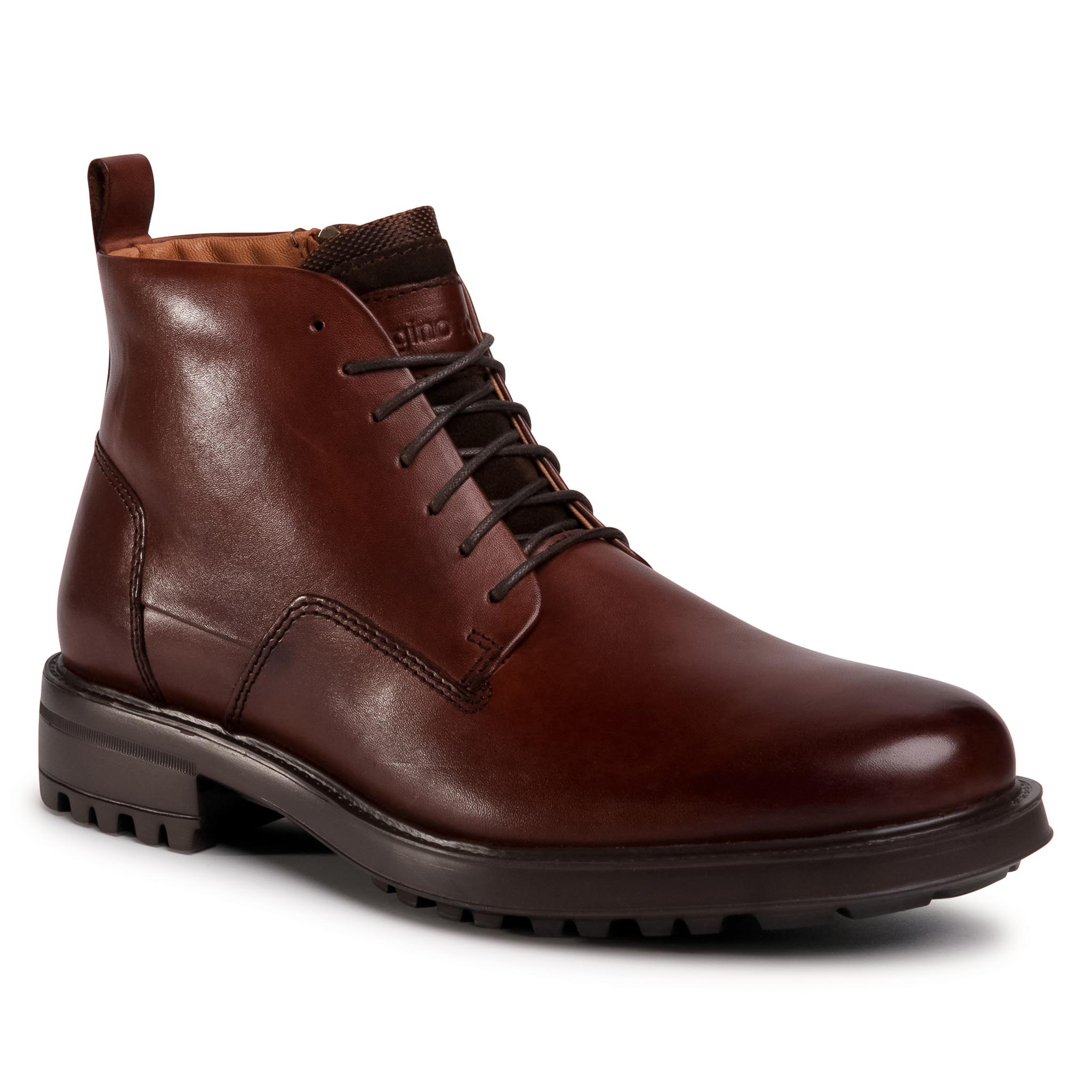 Bottes GINO ROSSI - MB-ROOSEVELT-01 Brown