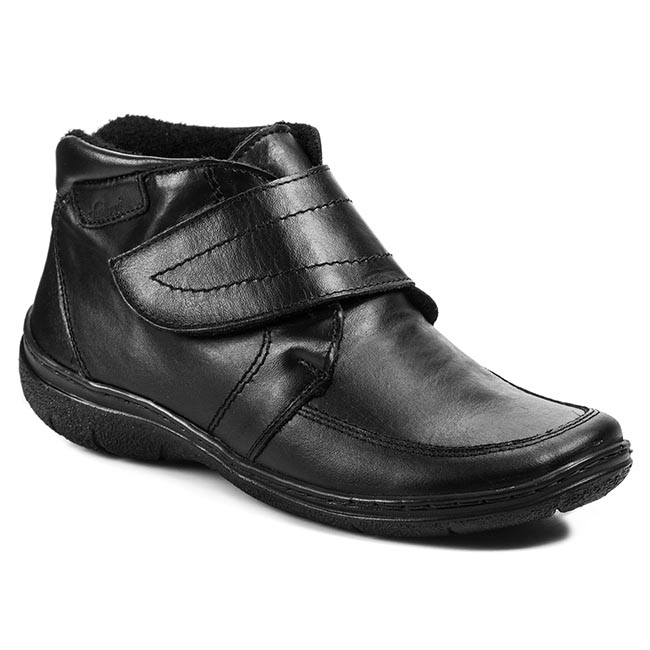 Bottines ŁUKBUT - 676  Noir