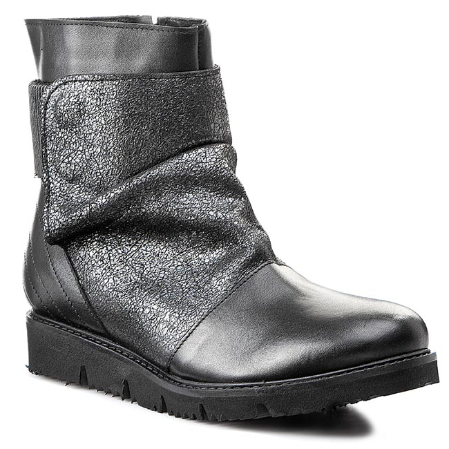 Bottines VENEZIA - A42 PE-CR Nero