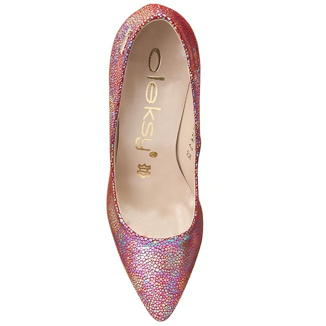 Oleksy Chaussures 000 000 Basses Rouge 000 1972 a19 Multicolore w8v0ymNnOP