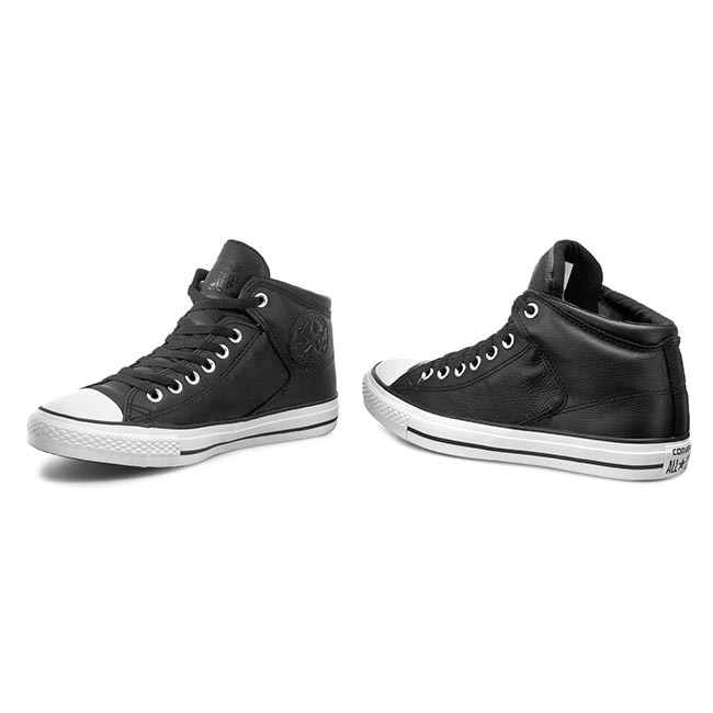 Fall 2015 Homme Ct winter Street Black Basses Baskets Chaussures Converse 149426c Sneakers High kXwP08On