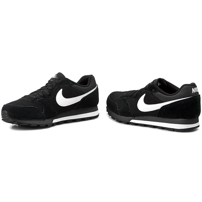 010 2 anthracite white Nike Black 749794 Md Runner Chaussures PvywmnON80