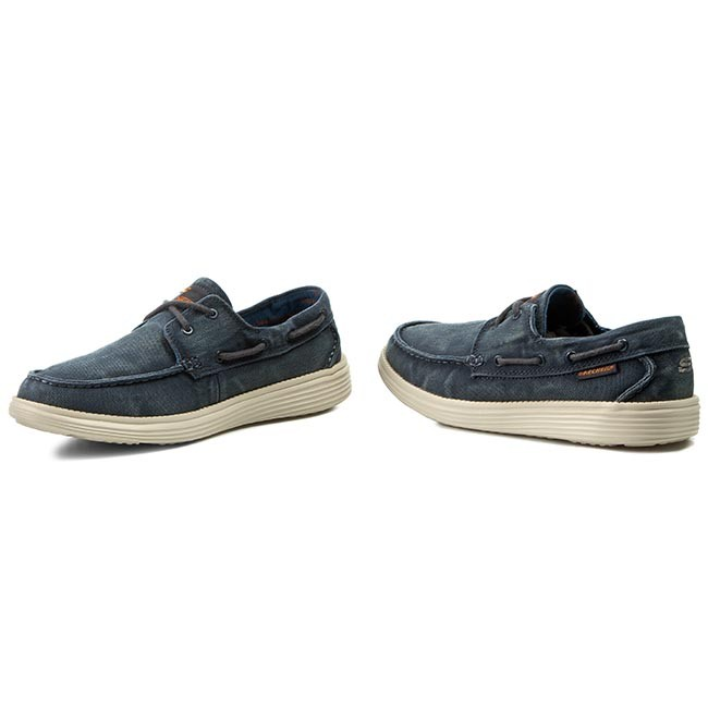Chaussures 64644 Navy Melec Skechers nvy Basses XZTwlkOPui