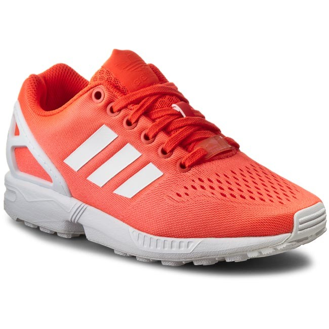 low priced 0152a b9afb Chaussures adidas - Zx Flux Em S80325 Solred Ftwwht Solred