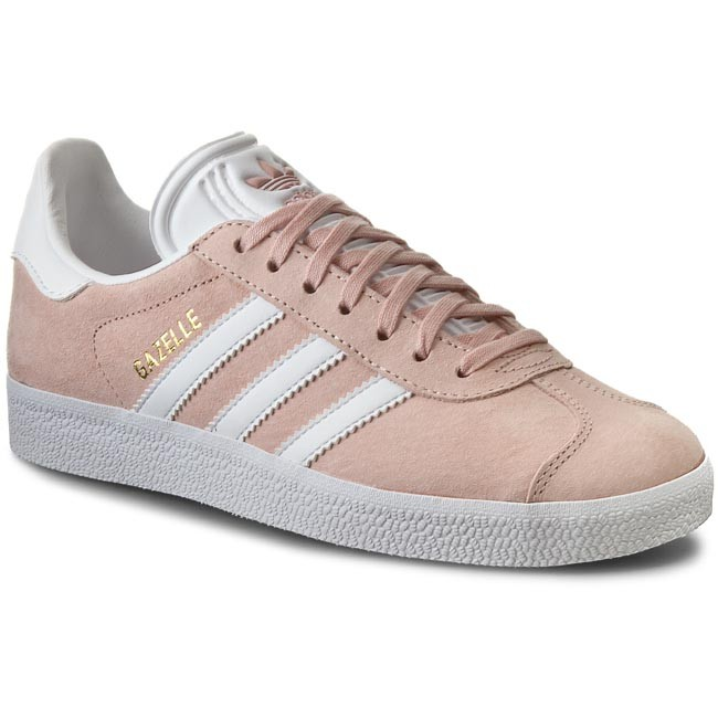 Basses Sneakers Fall Gazelle goldmt Femme Vapink winter 2019 white Adidas q3 Chaussures Bb5472 vn0Nwm8