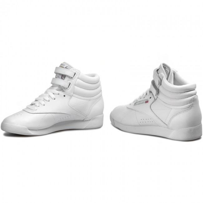 Hi F silver s White Chaussures Reebok 2431 Ig7yvYmbf6