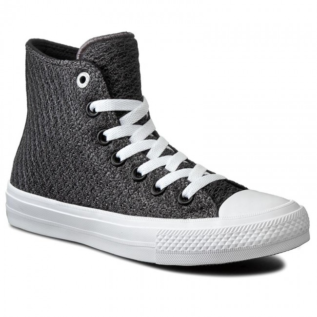 Femme white Converse 2016 154020c Basses Ii winter Thunder Sneakers Ctas black Fall Hi Chaussures Plates 3R54AqjL